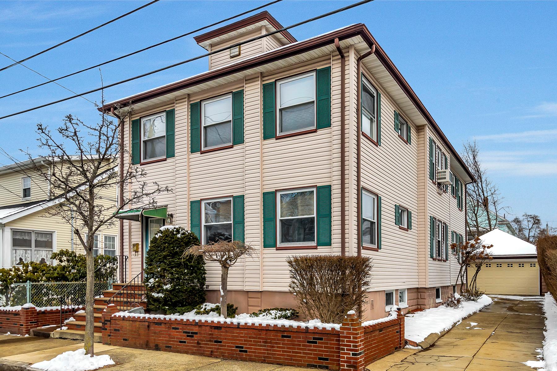Multi-Family Home for Active at Classic 1925 Medford Two-Family 29-31 Burnside Street Medford, Massachusetts 02155 United States