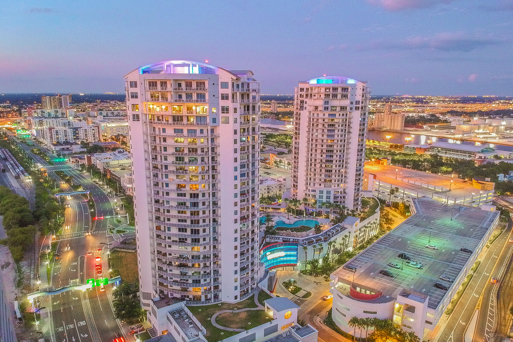 Condominiums for Sale at CHANNELSIDE 449 S 12th St , 2703, Tampa, Florida 33602 United States