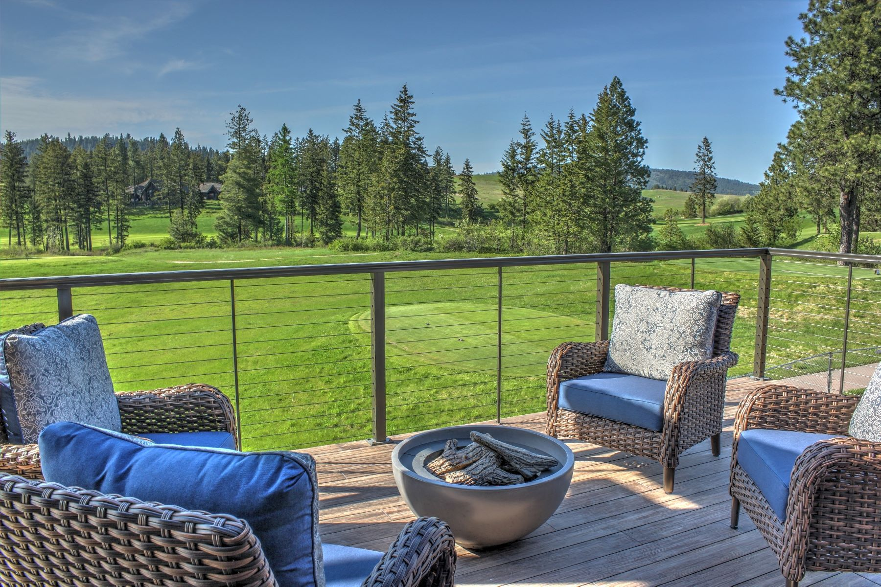 Maison unifamiliale pour l Vente à The Golf Cottages at Black Rock Phase 2 17824 S Kimberlite Dr Coeur D Alene, Idaho, 83814 États-Unis