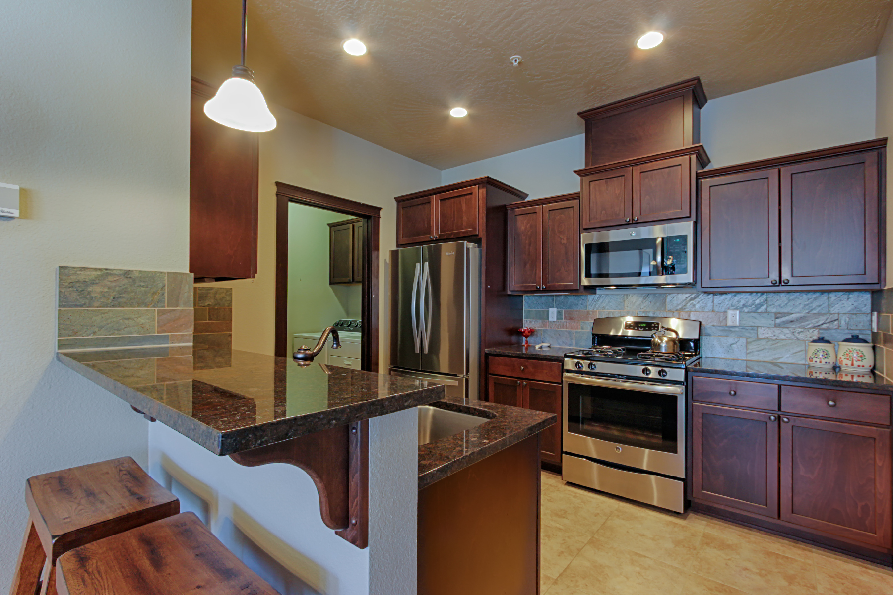 Single Family Home for Sale at The Condos at Mill River 4577 W Greenchain Loop #4 Coeur D Alene, Idaho, 83814 United States