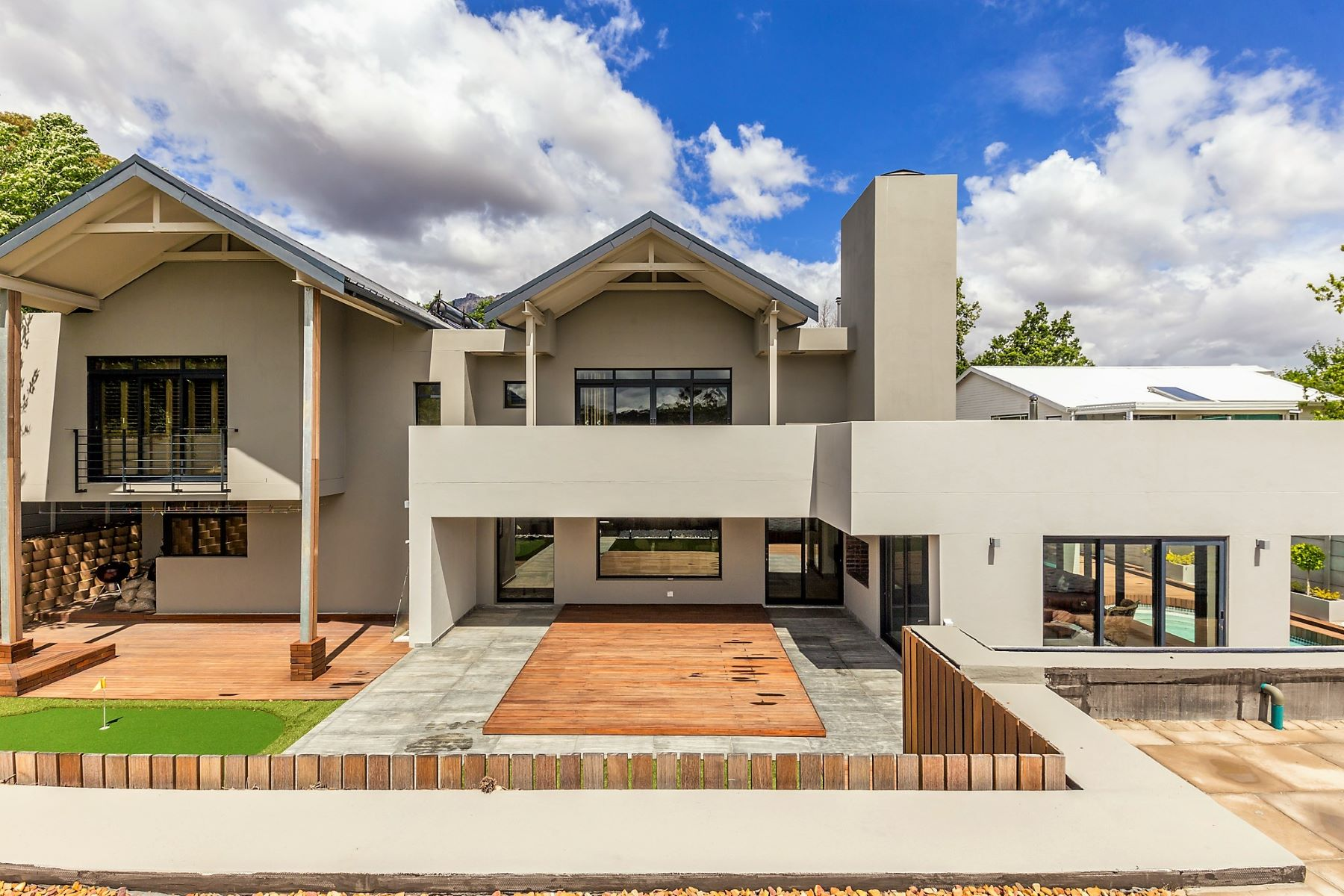 Single Family Home for Sale at Stellenbosch Stellenbosch, Western Cape, 7600 South Africa