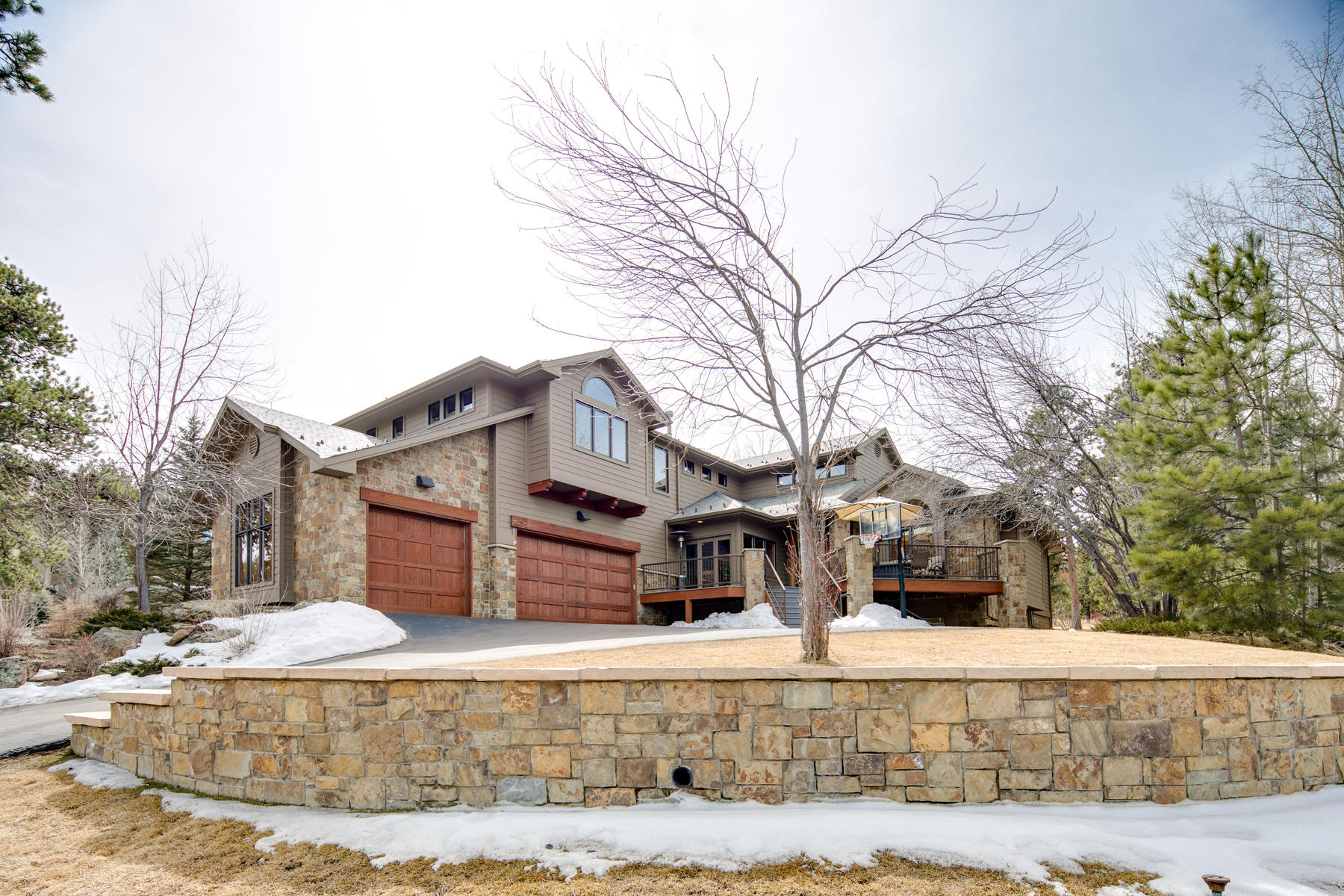 Single Family Home for Active at Sun-Filled Mountain Contemporary in Gated Golf Community 2090 Island Lane Evans, Colorado 80439 United States
