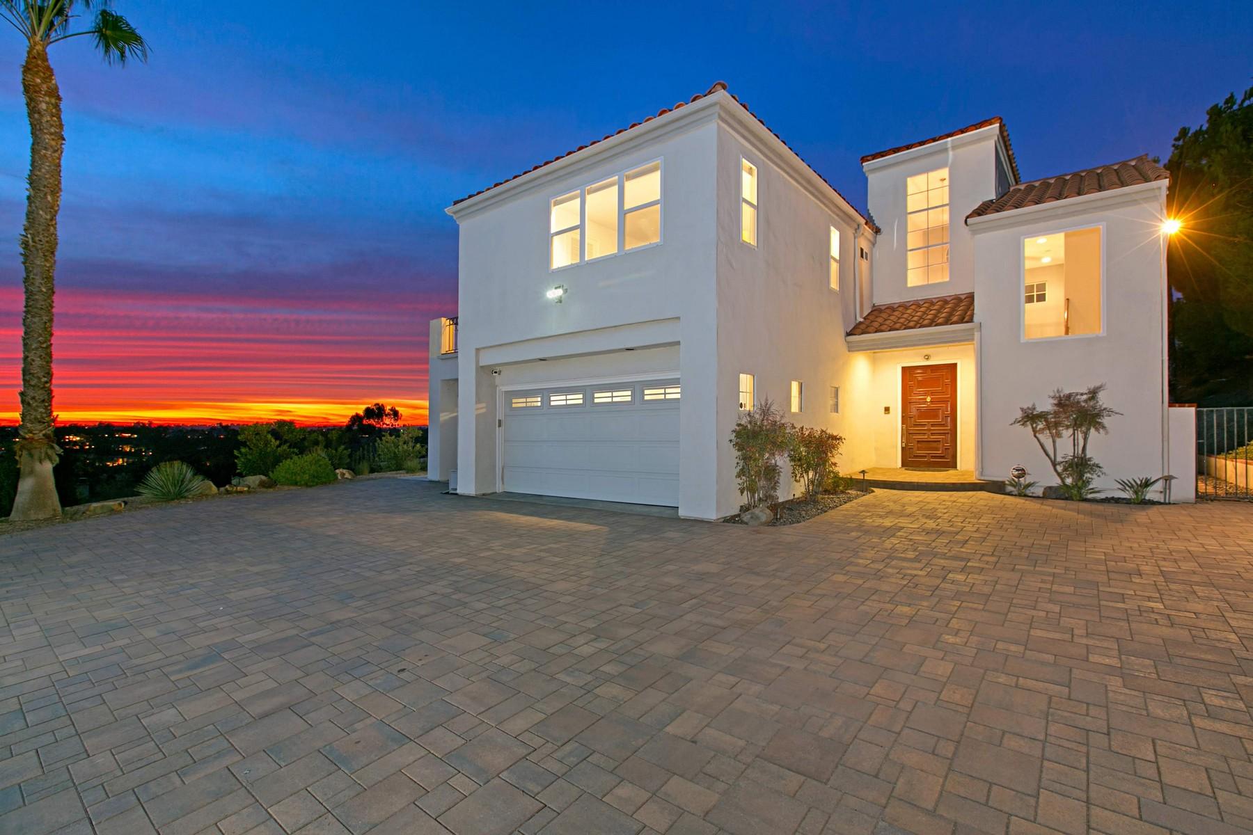 Single Family Homes for Sale at 1240 Rancho Encinitas Drive Encinitas, California 92024 United States