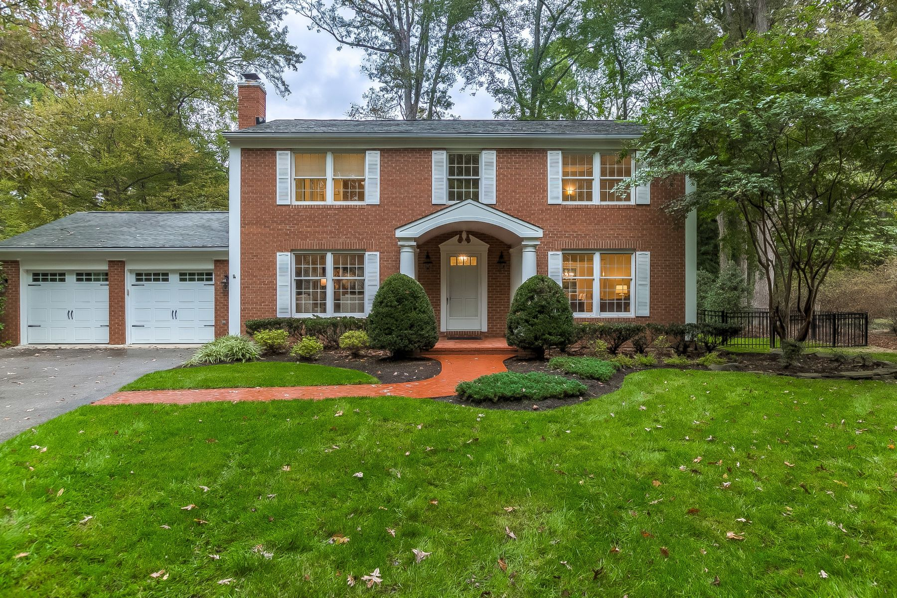 Single Family Homes for Sale at Amberley 1603 Ridout Road Annapolis, Maryland 21409 United States