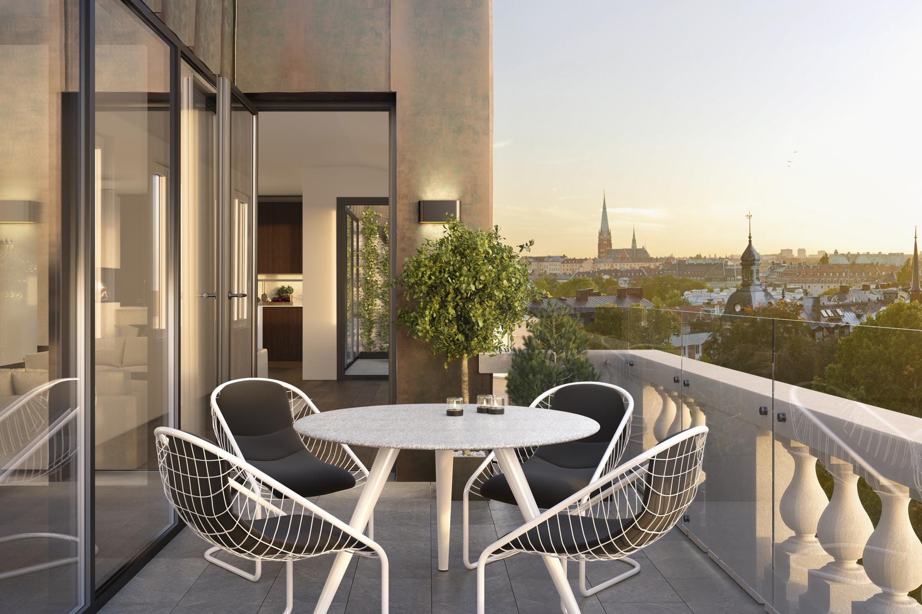 Apartamento para Venda às Sturegatan 58 Stockholm, Stockholm, 114 36 Suécia