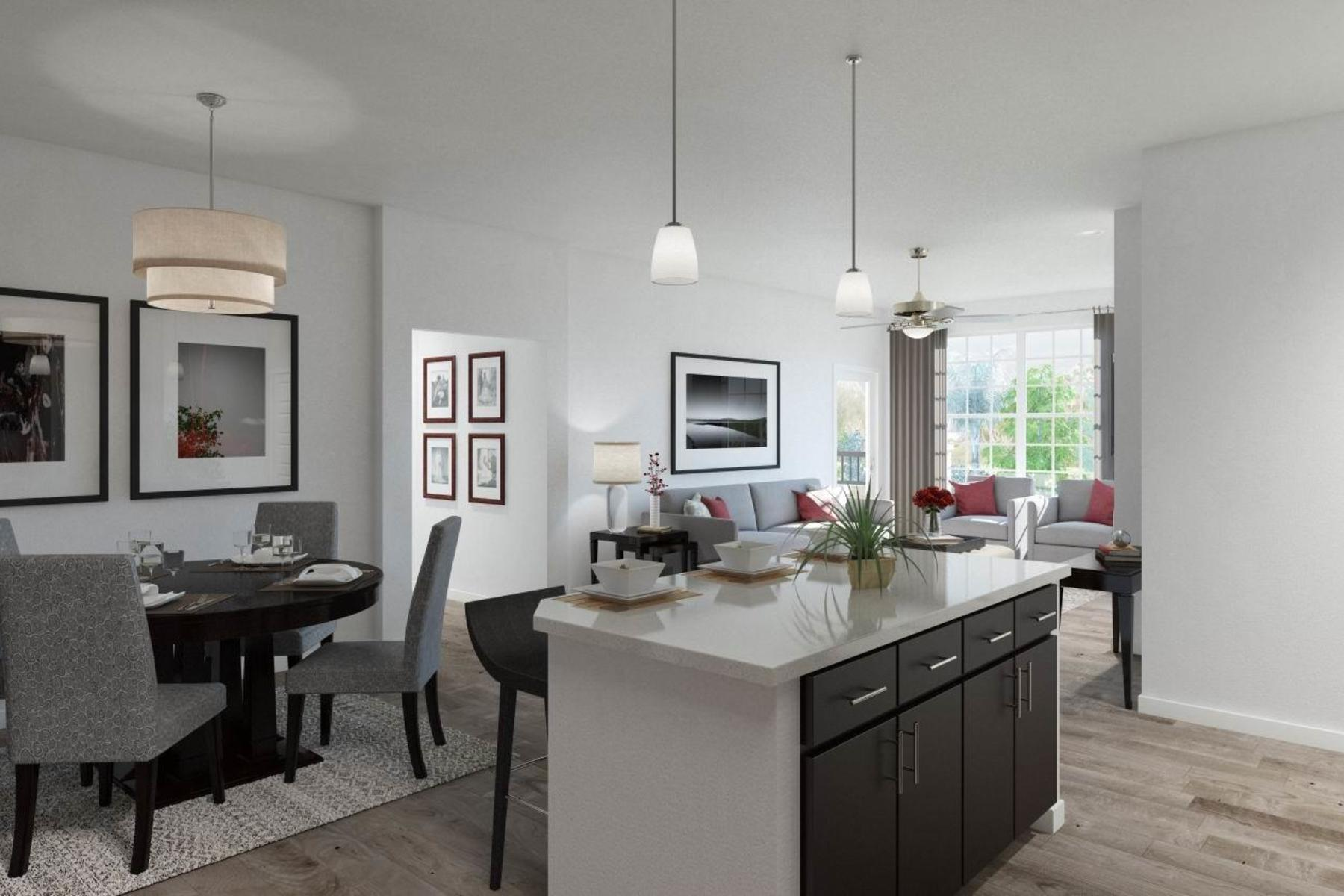 Single Family Home for Active at New construction Condos in an established community in Parker. 17353 Wilde Ln #205, Bldg 6 Parker, Colorado 80134 United States