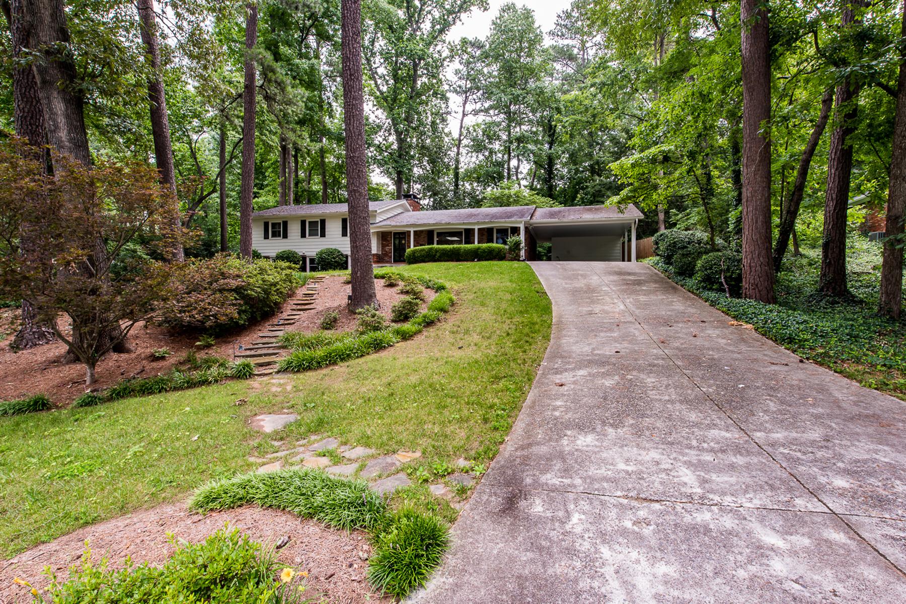 Imóvel para arrendar Atlanta