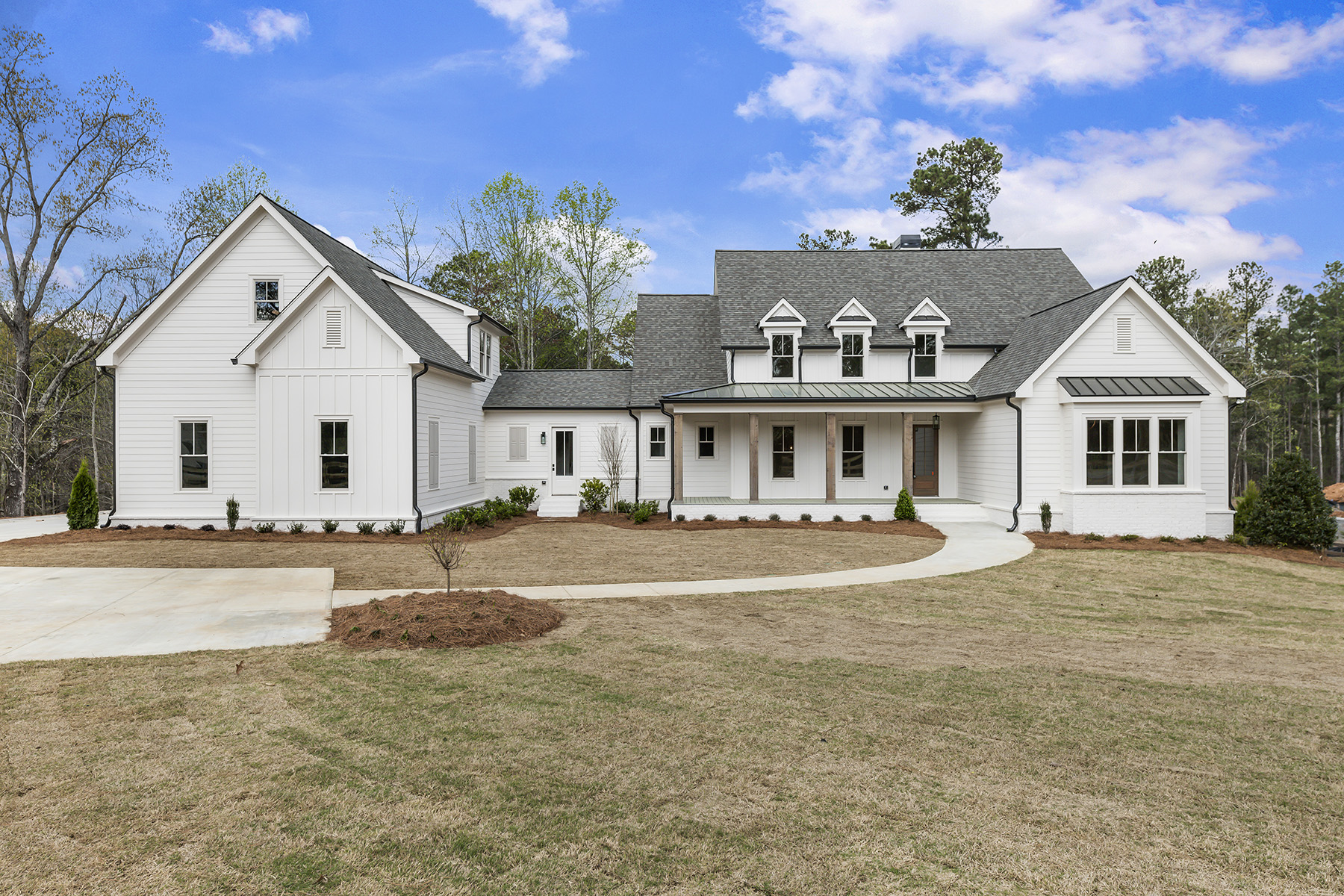 Single Family Homes for Active at New Construction In Cherokee County 1223 Old Lathemtown Road Canton, Georgia 30115 United States