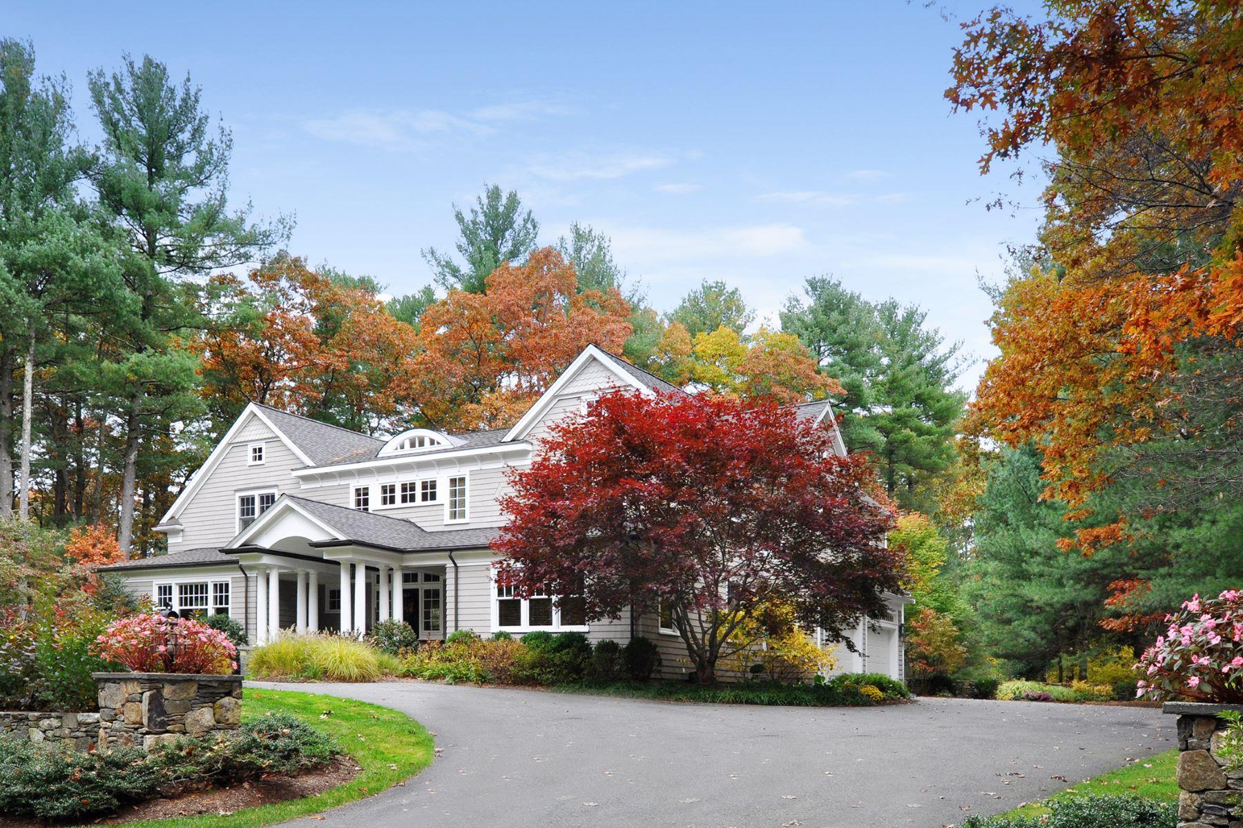 Single Family Homes por un Venta en 244 Musterfield Road Concord, Massachusetts 01742 Estados Unidos