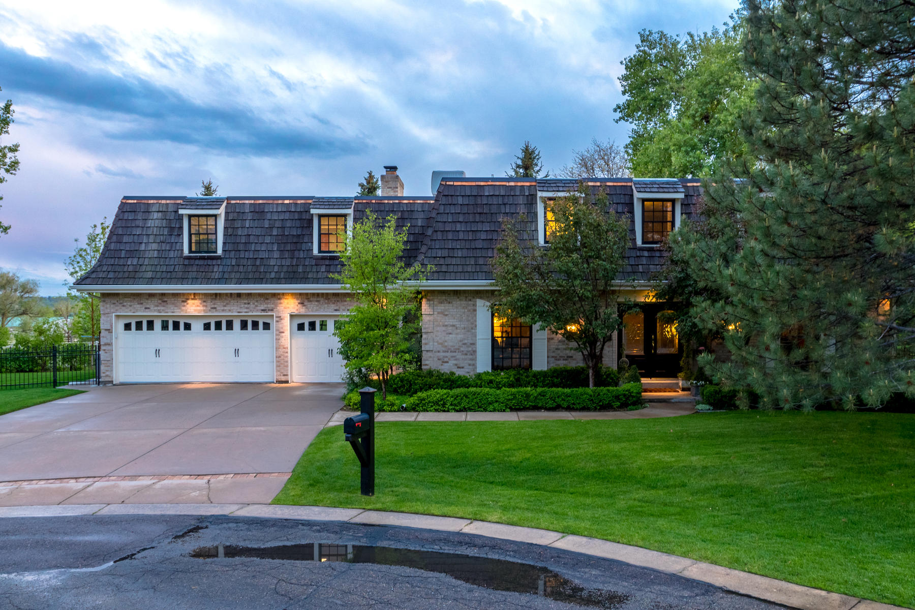 Single Family Home for Sale at Nestled on One of the Best Sites in Rainbow Ridge! 11776 W 53rd Place Arvada, Colorado, 80002 United States