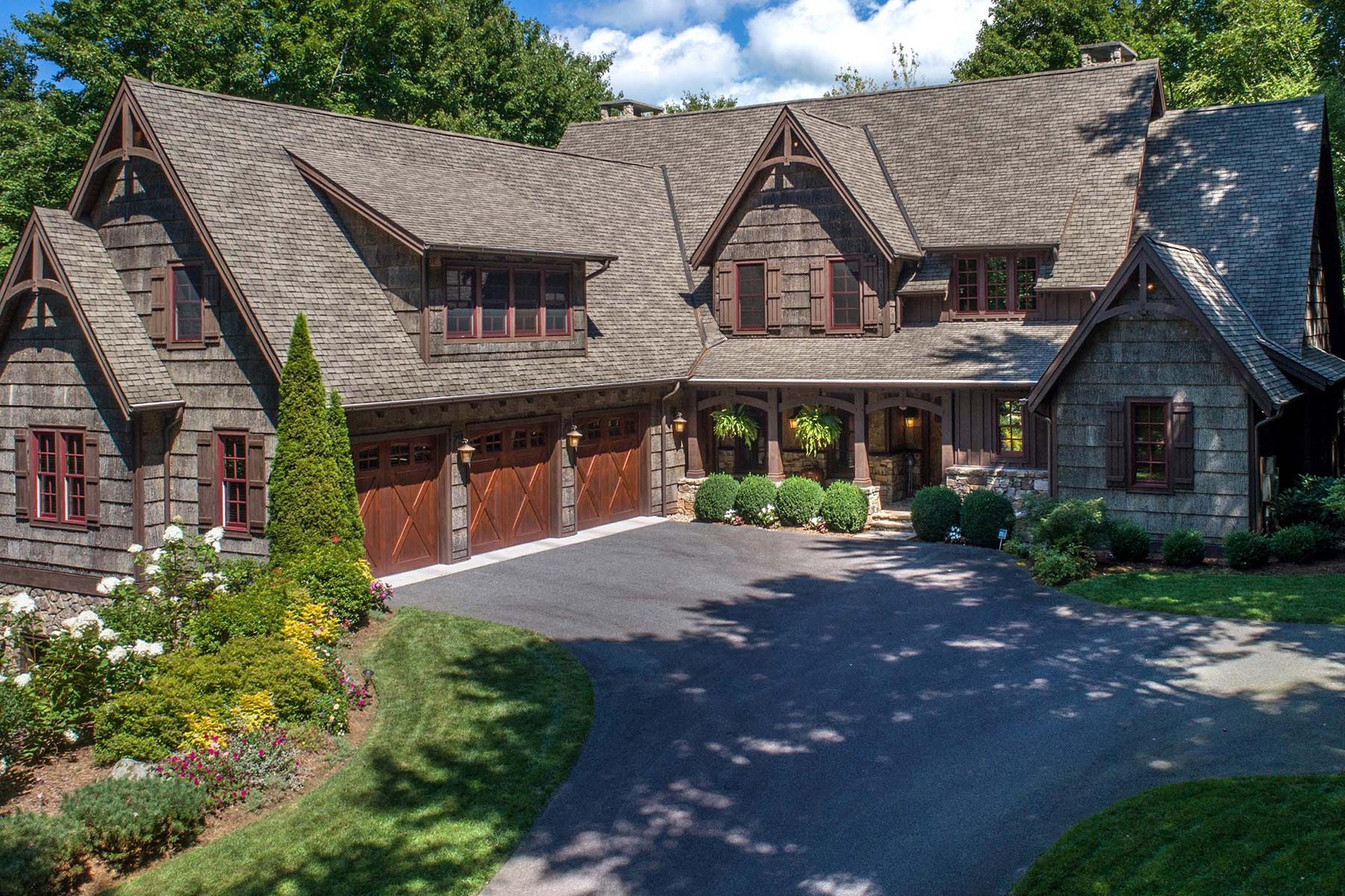 Single Family Homes for Sale at BANNER ELK - THE GLENS OF GRANDFATHER 337 The Glens Blvd Banner Elk, North Carolina 28604 United States