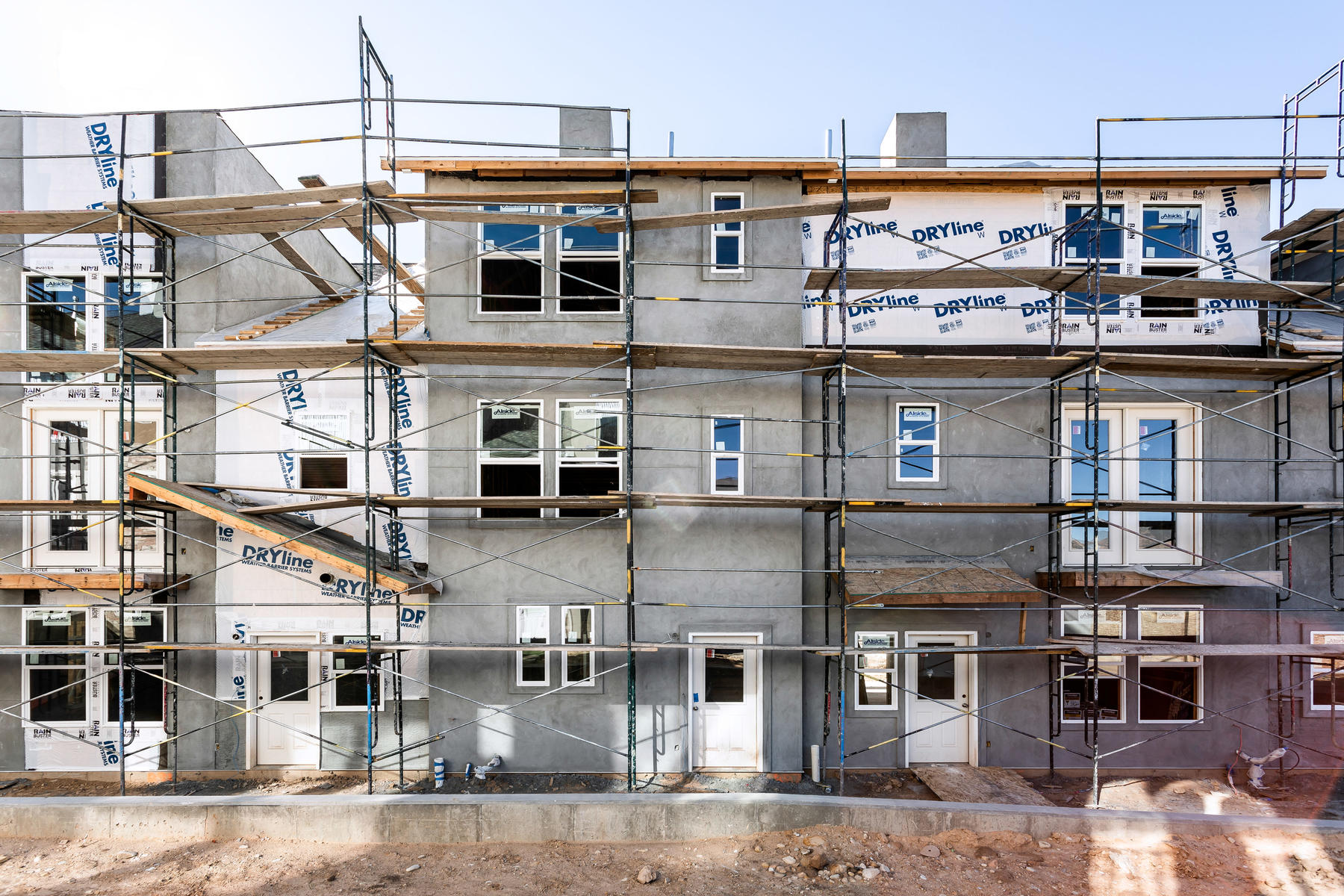 townhouses for Sale at The Midtown Design in the New Phase at The Ridge 887 South 2560 East #14, Spanish Fork, Utah 84660 United States