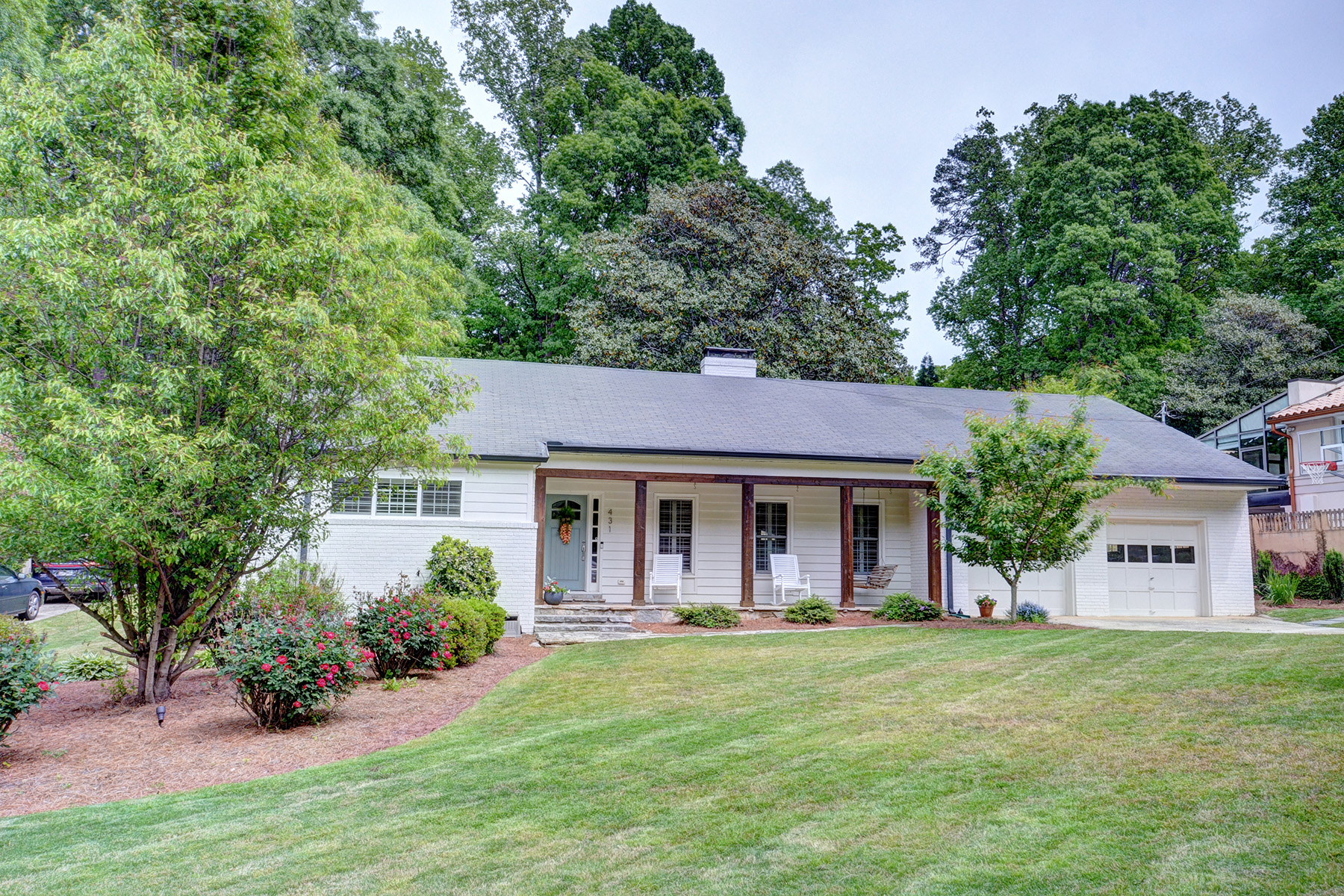 Single Family Homes for Sale at Beautifully Renovated Home in Decatur 431 Landover Drive Decatur, Georgia 30030 United States