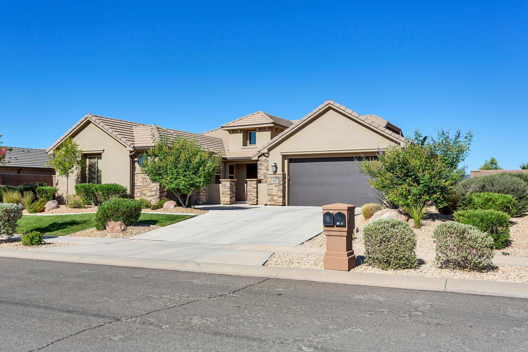 Single Family Homes for Active at Relax At Coral Canyon 1035 N Crown King Ave Washington, Utah 84780 United States