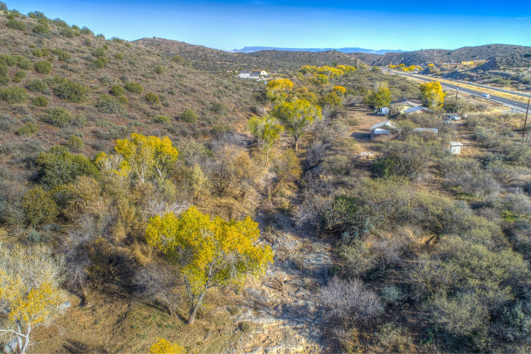 Single Family Homes for Sale at Gorgeous Two Parcel Sale 11205 S Hwy 69 Mayer, Arizona 86333 United States