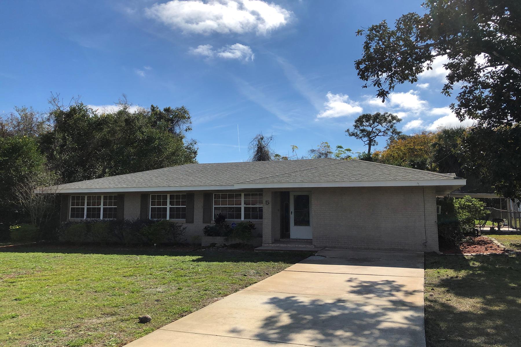 Single Family Homes for Sale at ORLANDO - DEBARY 5 Granada Rd Debary, Florida 32713 United States