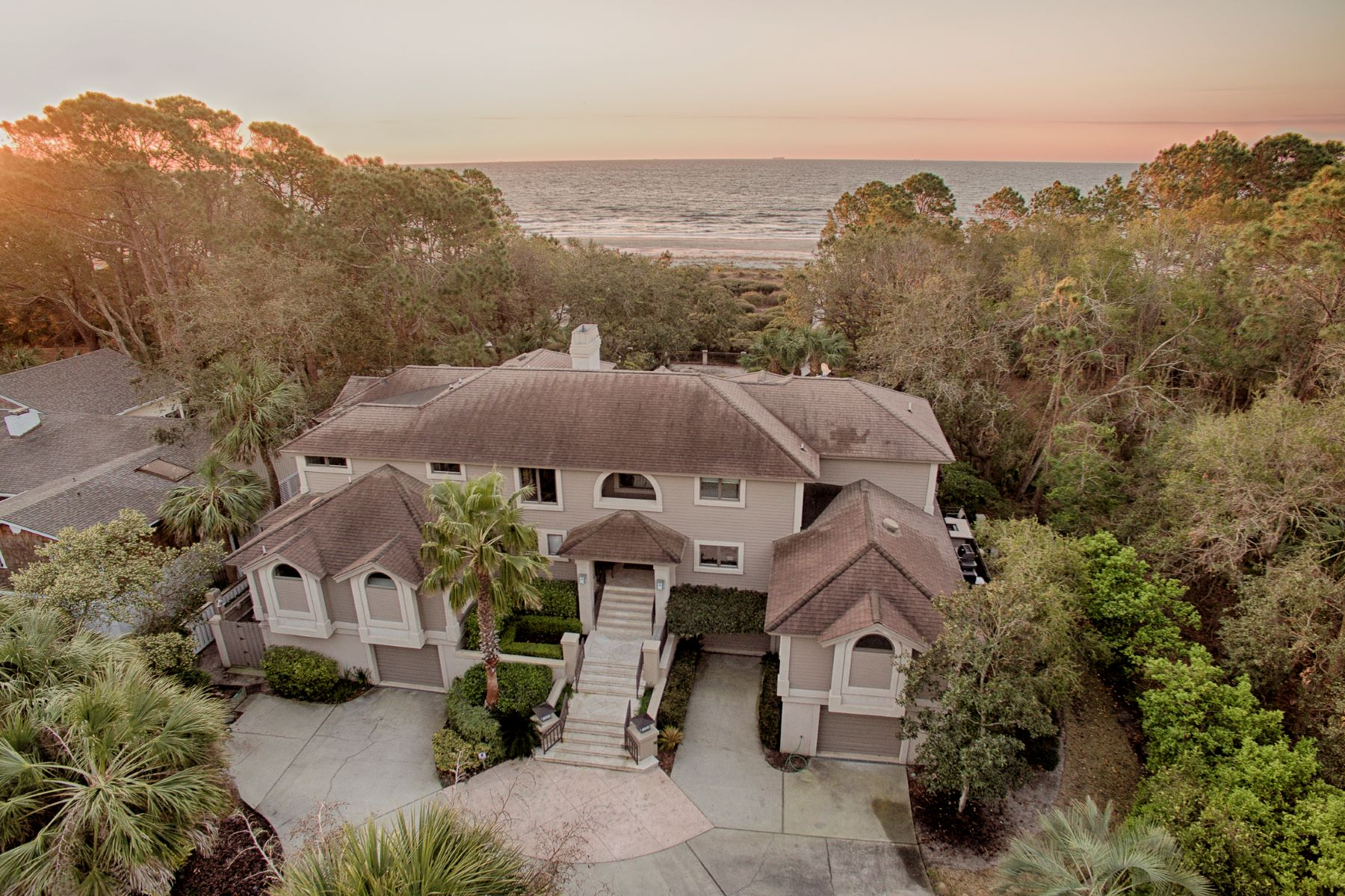 Single Family Home for Sale at 20/23 Sea Oak Lane Hilton Head Island, South Carolina 29928 United States