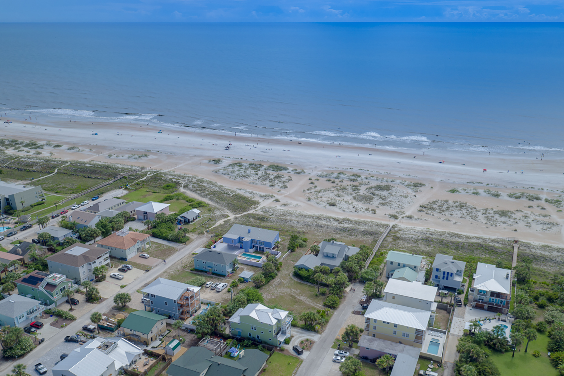 Land for Sale at St. Augustine Beach Land 2 2nd Street St. Augustine, Florida 32080 United States