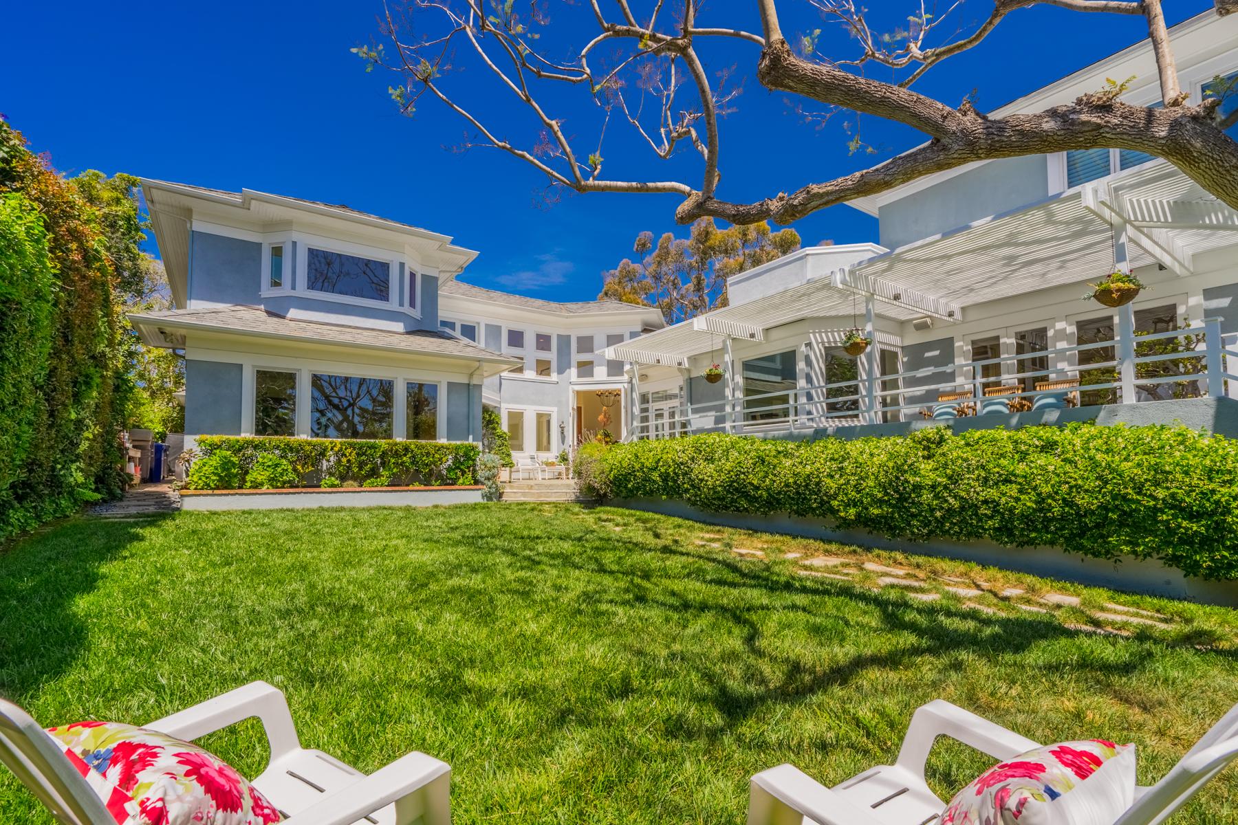 단독 가정 주택 용 매매 에 455 Silvergate Avenue San Diego, 캘리포니아, 92106 미국