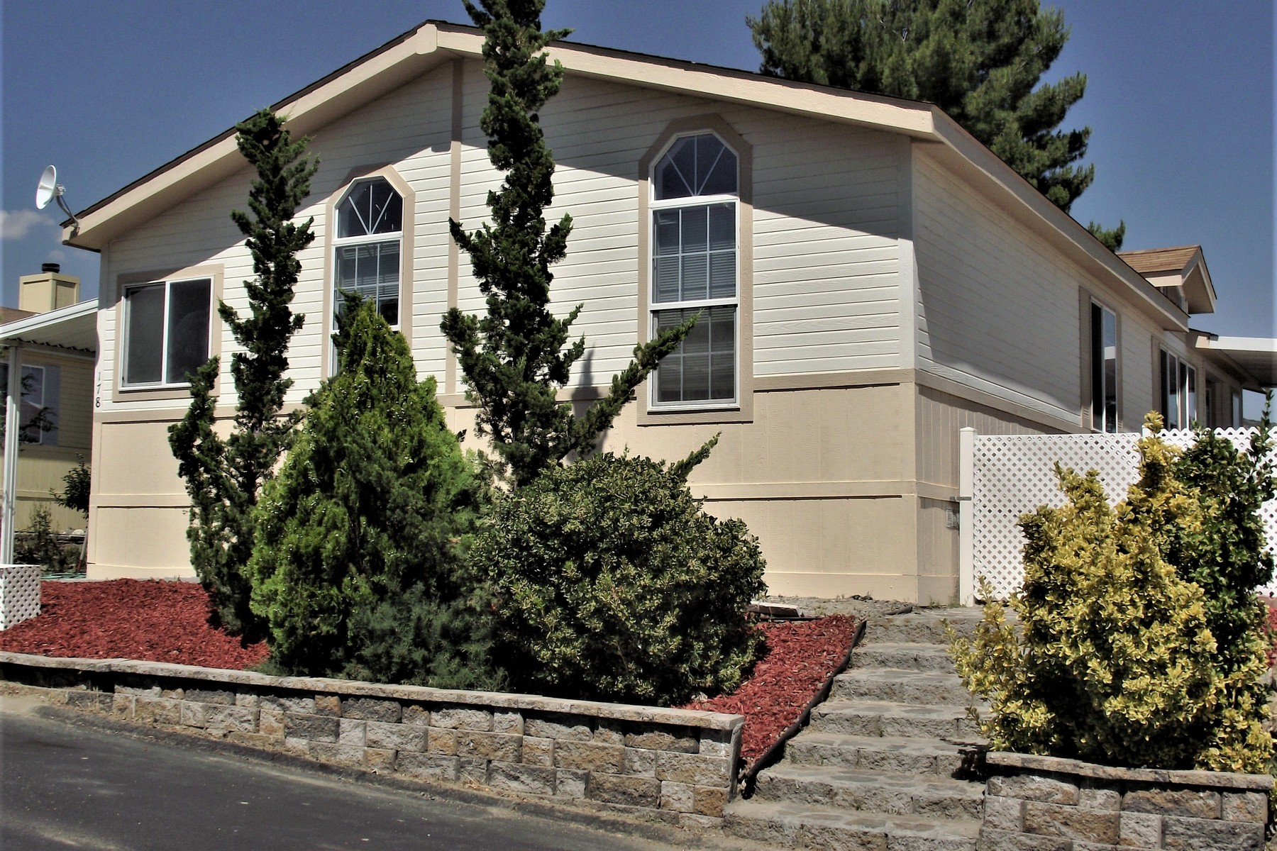 Single Family Homes for Sale at 35109 Highway 79 UNIT #177 / SPACE #178 Warner Springs, California 92086 United States