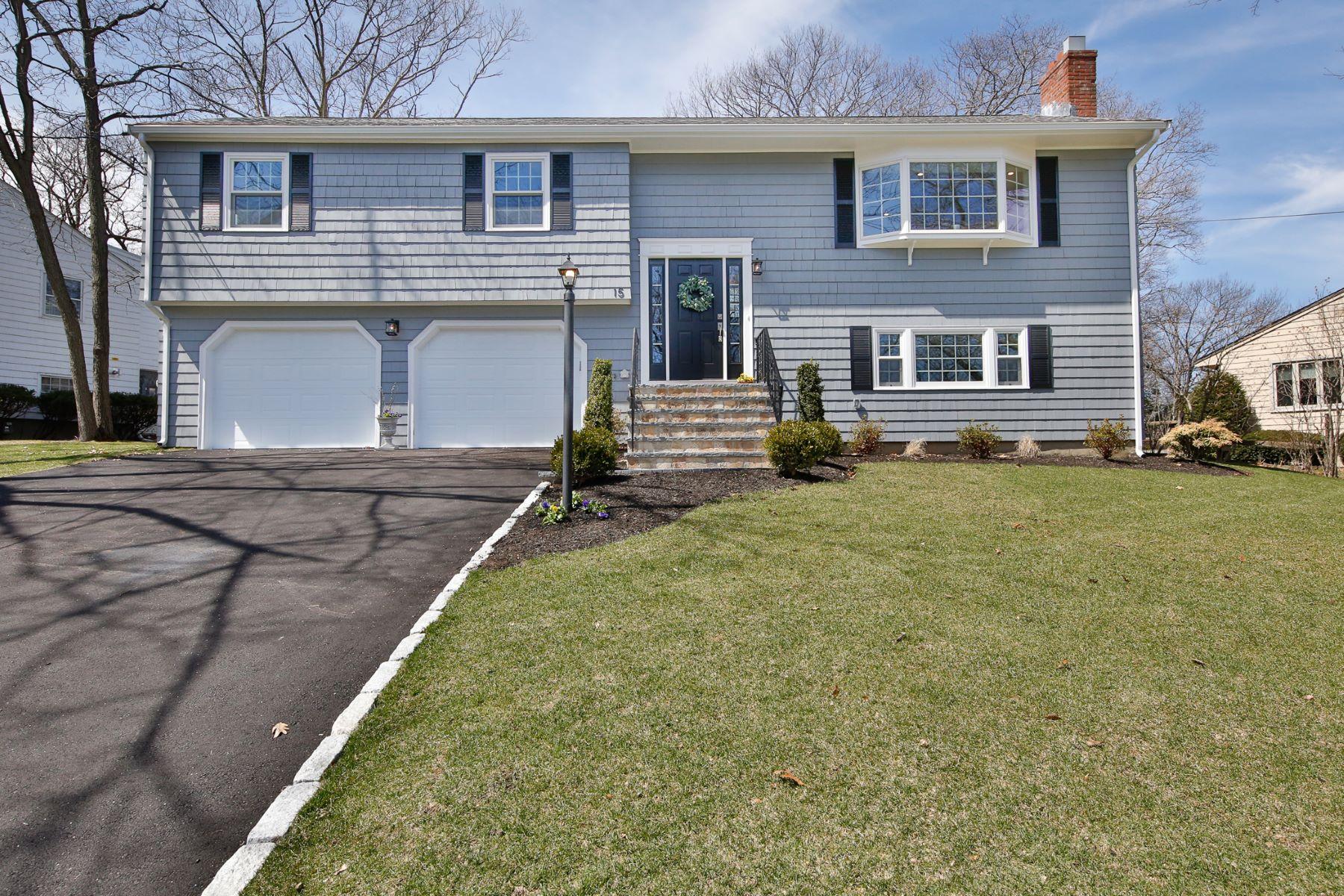 Single Family Home for Active at 15 Hartford Road, Arlington 15 Hartford Rd Arlington, Massachusetts 02474 United States
