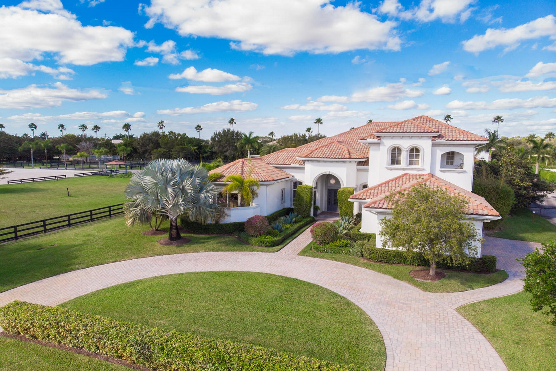 Single Family Homes for Sale at 14471 Equestrian Way Wellington, Florida 33414 United States