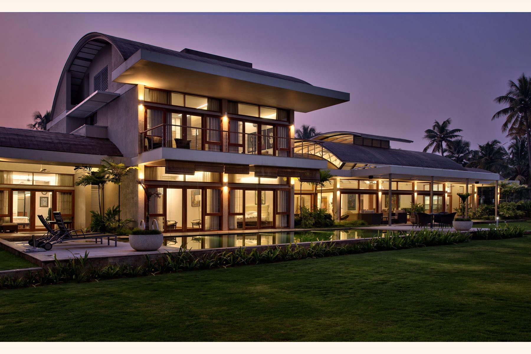 Multi-Family Homes for Sale at Cochin - Majestic Waterfront Villa Cochin, Kerala India