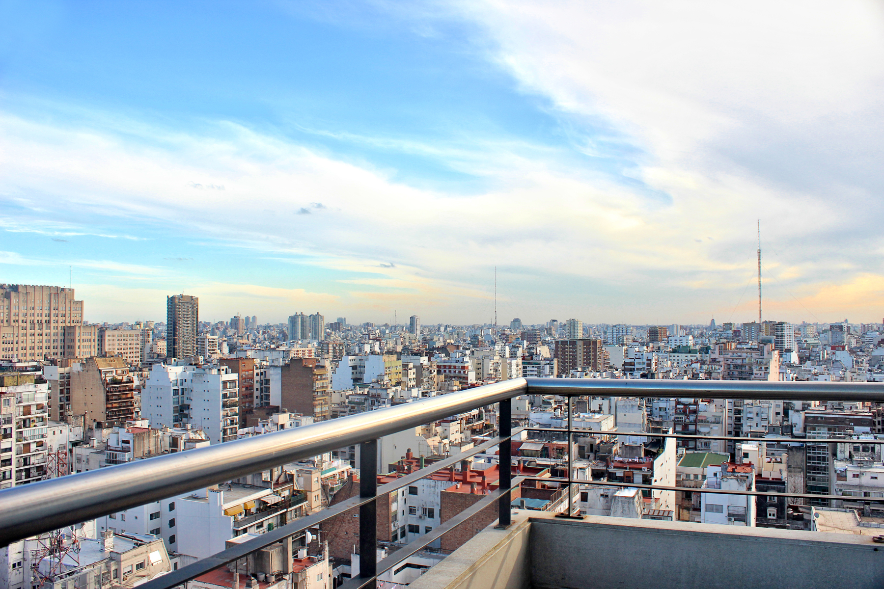 Property for Sale at Flawless duplex Riobamba 1200 Buenos Aires, Buenos Aires C1116ABJ Argentina