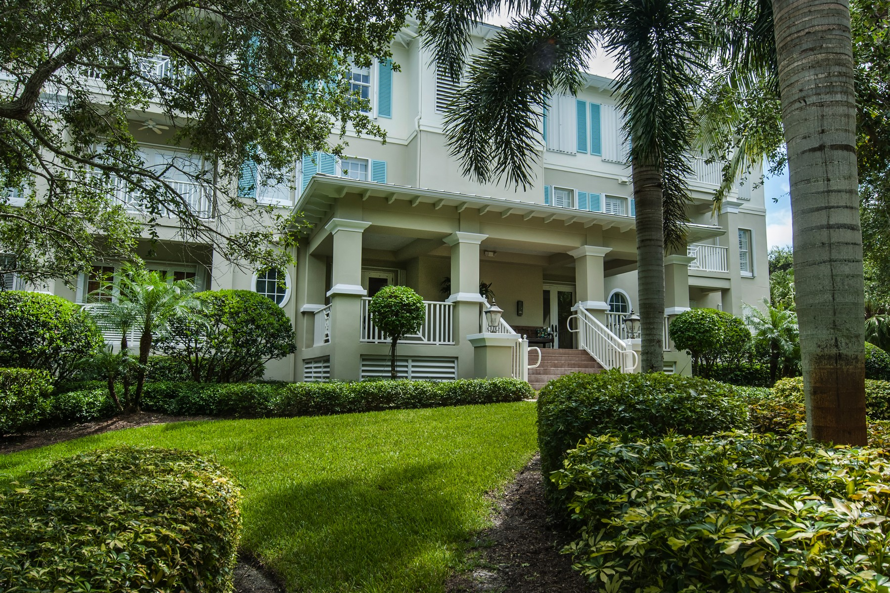 single family homes for Rent at Resort Style Living in Palm Island Plantation 110 Island Plantation Terrace #301 Indian River Shores, Florida 32963 United States