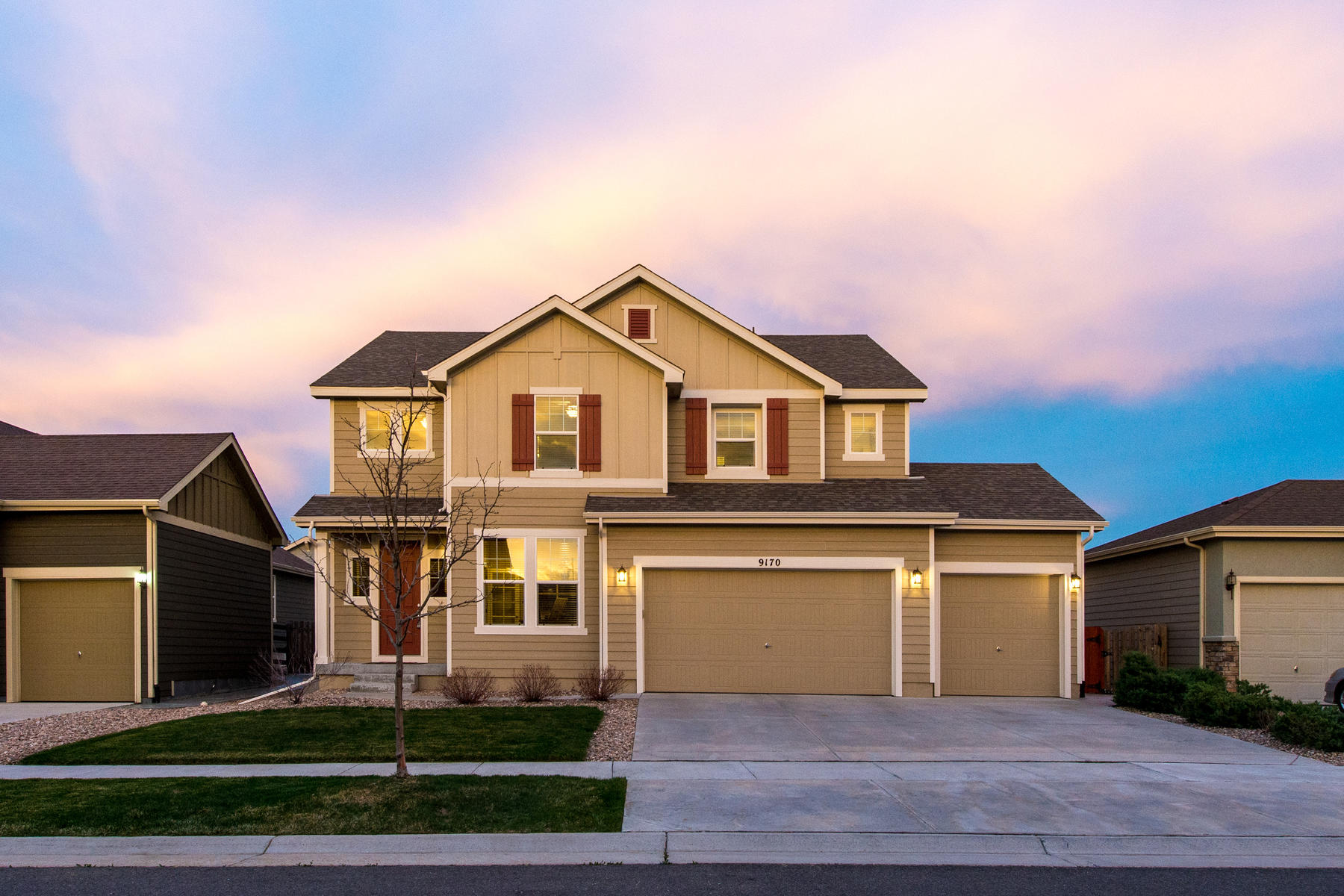 Single Family Home for Active at 9170 Fig Street 9170 Fig Street Arvada, Colorado 80005 United States