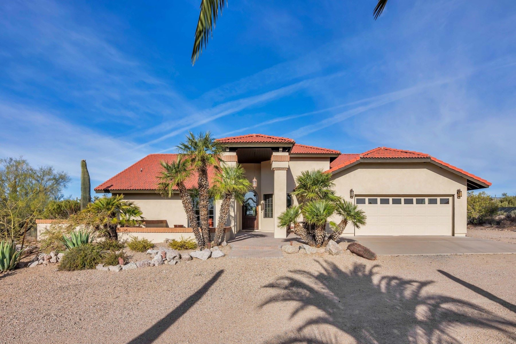 獨棟家庭住宅 為 出售 在 Beautiful home in the Mountain Foothills 40816 N Fleming Springs RD, Cave Creek, 亞利桑那州, 85331 美國
