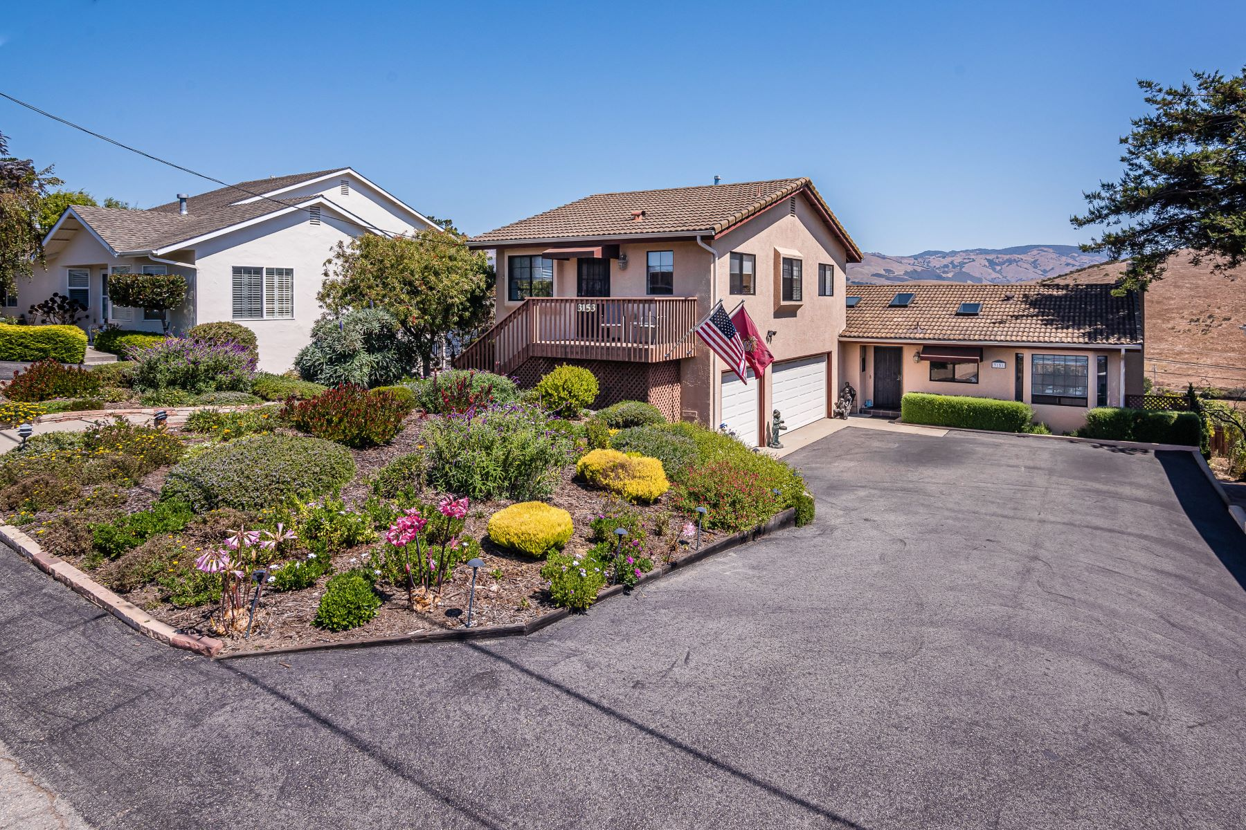 Multi-Family Homes for Sale at Lodge Hill Home with Apartment 3151-3153 Wood Drive Cambria, California 93428 United States