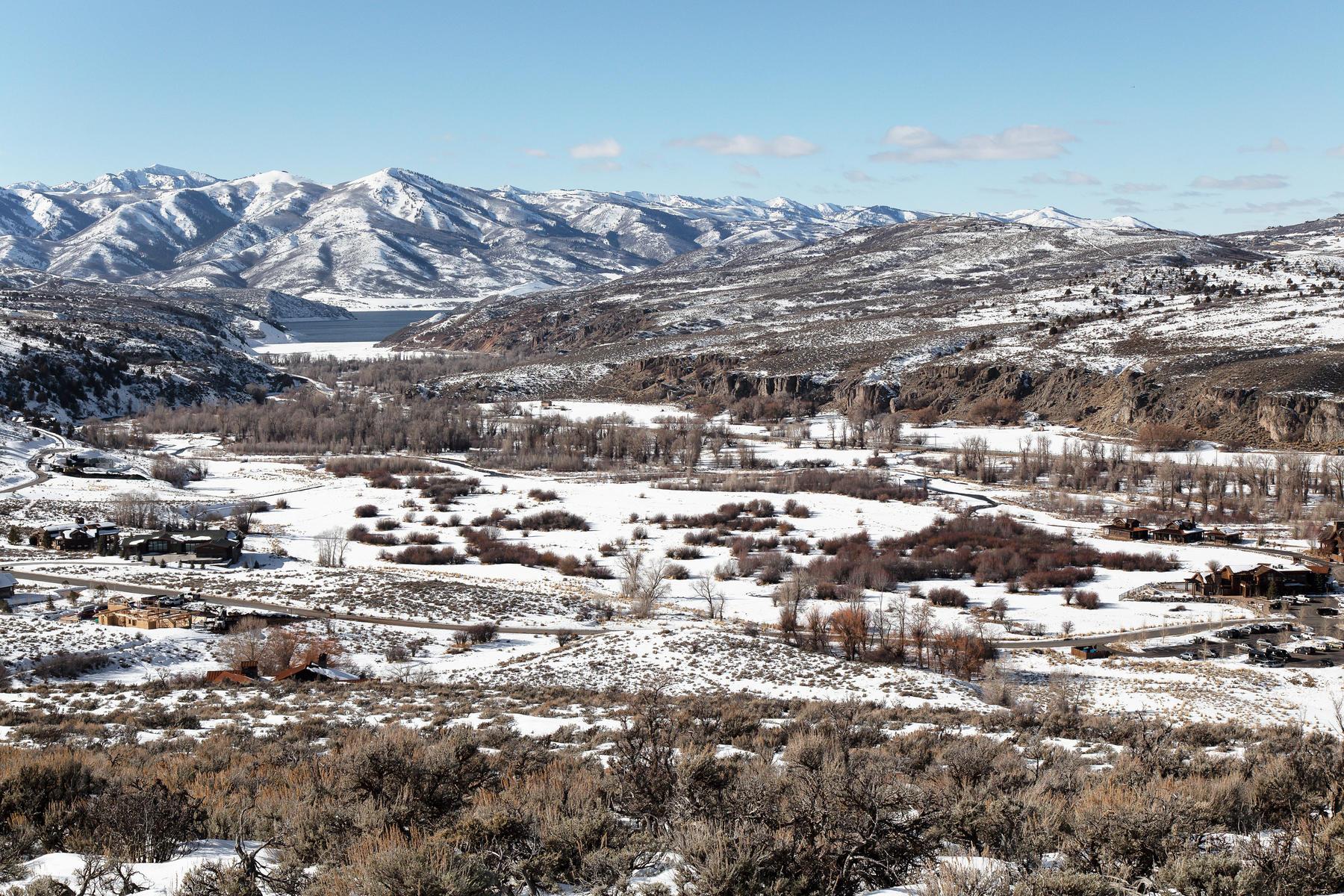 Mark för Försäljning vid Panoramic Views at Victory Ranch 7528 N Victory Club Dr, Heber City, Utah 84032 Förenta staterna