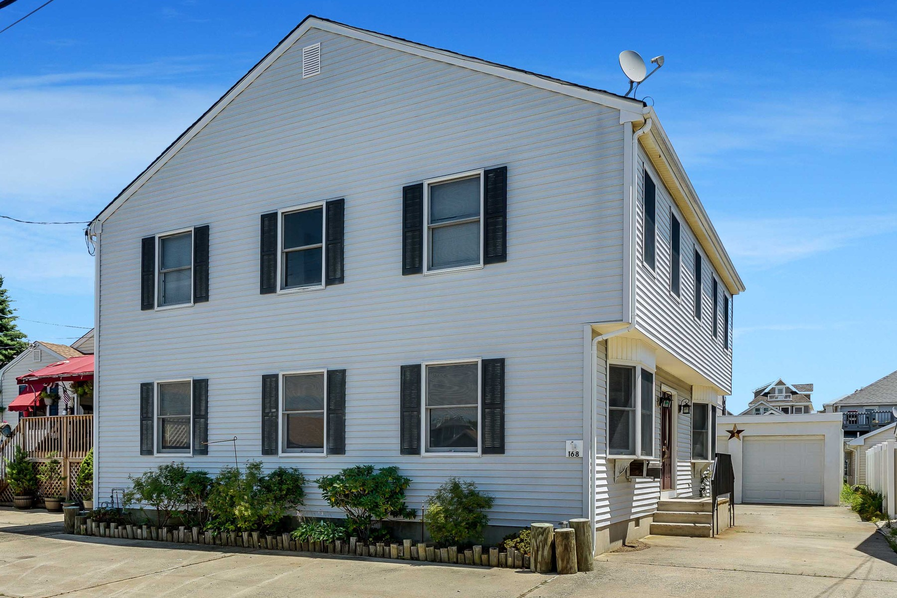 Single Family Home for Sale at Fantastic Beach Get Away 168 2nd Avenue Manasquan, New Jersey, 08736 United States