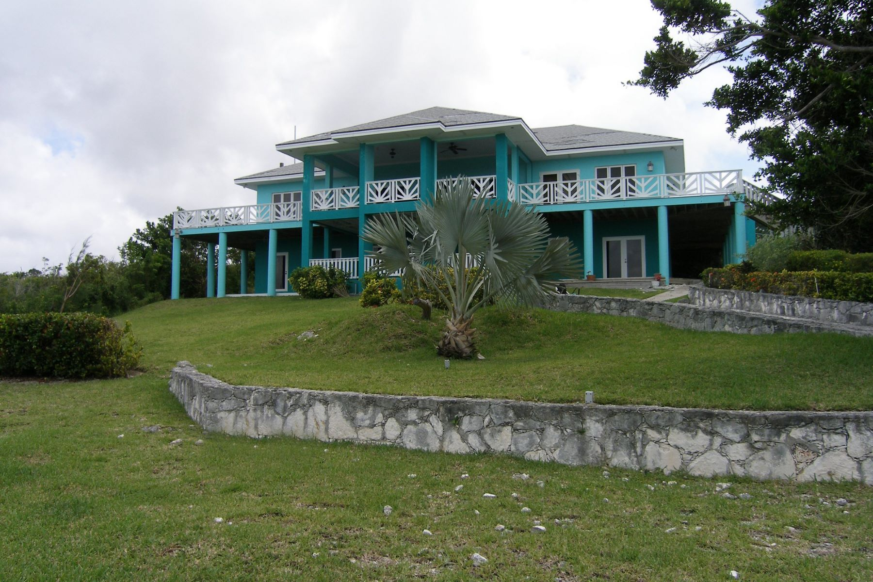 Vivienda unifamiliar por un Venta en Coral Point Lot 9 Great Cistern Marsh Harbour, Abaco . Bahamas