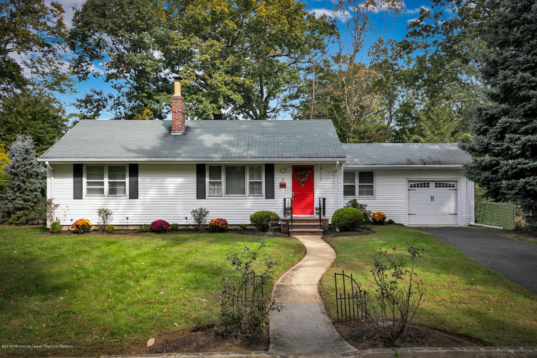 Single Family Homes for Active at Red Bank NJ 91 Davis Lane Red Bank, New Jersey 07701 United States