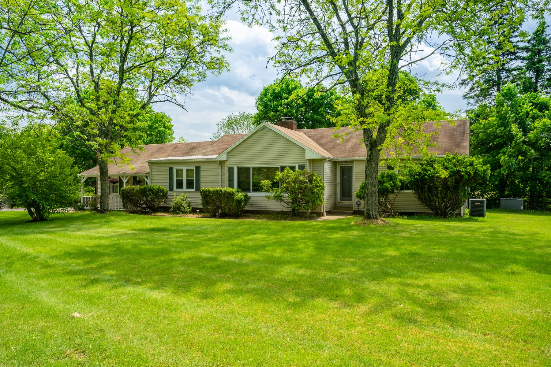 Single Family Homes for Sale at Wonderful Ranch 17 Meadow Road Readington Township, New Jersey 08889 United States