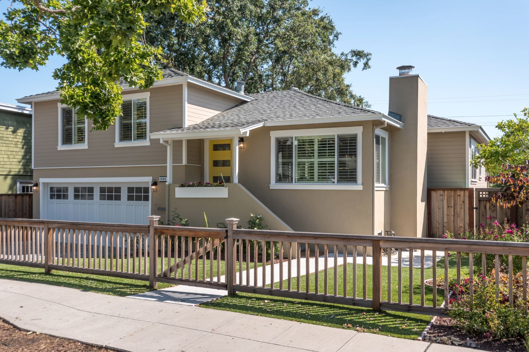 Single Family Home for Sale at 1645 Alameda de las Pulgas Redwood City, California 94061 United States
