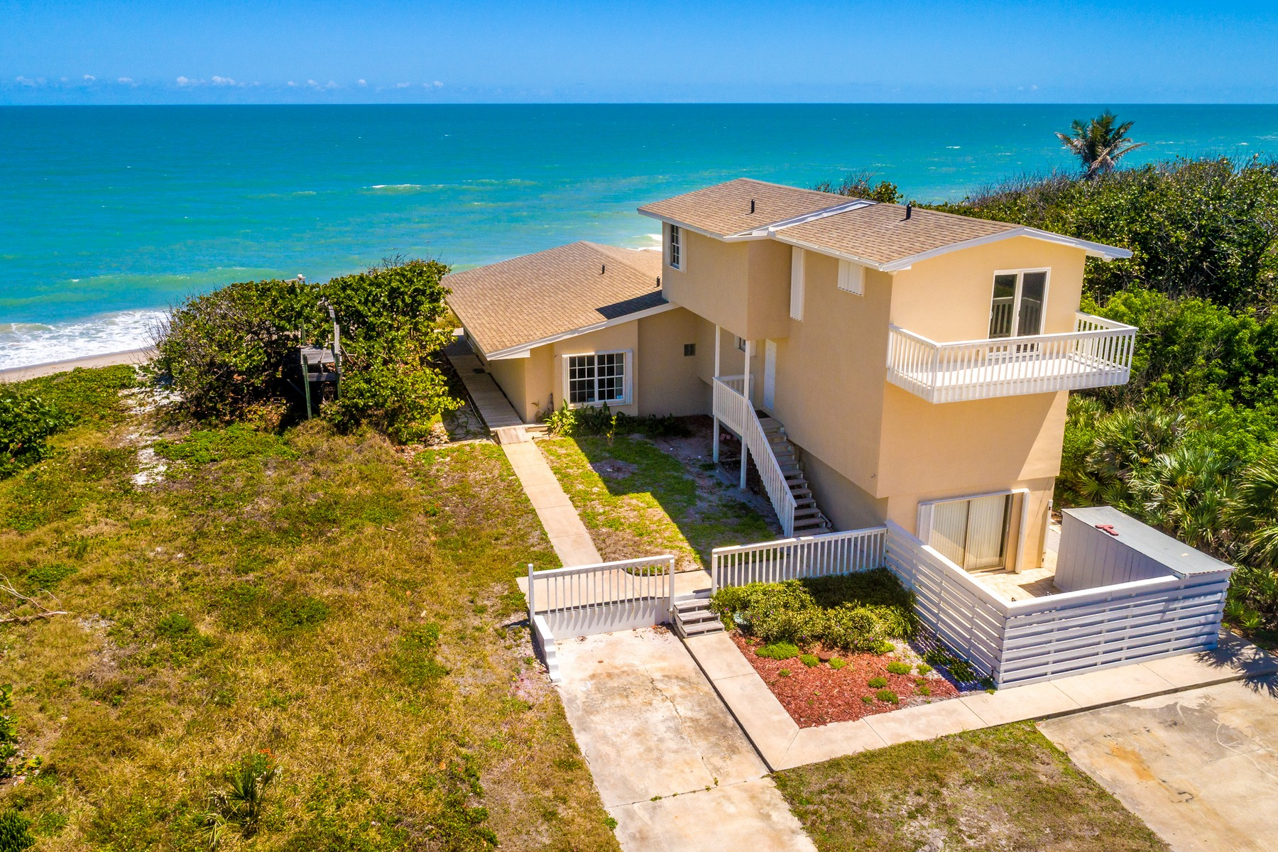 Duplex for Sale at Ocean Front 5000 Bock A1A 5255 Highway A1A Melbourne Beach, Florida 32951 United States