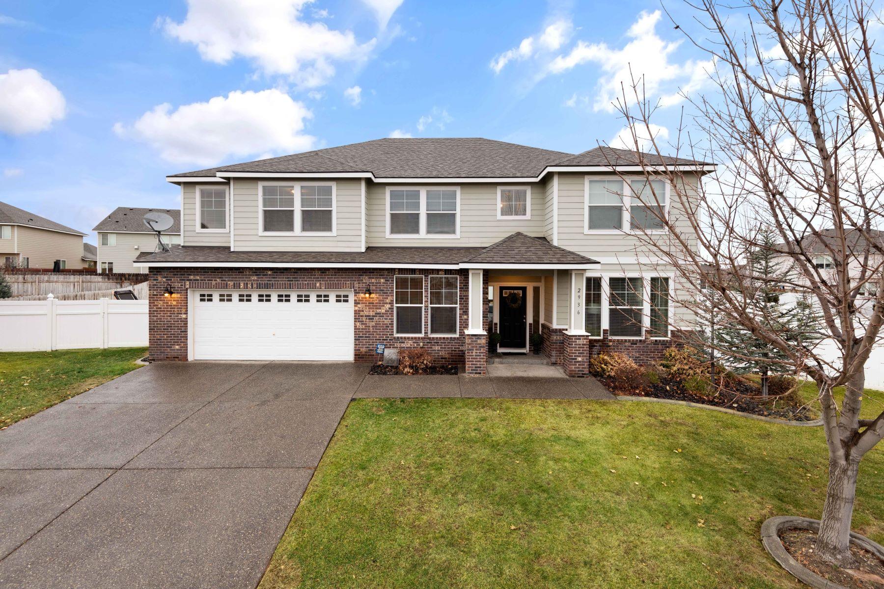 Single Family Homes por un Venta en CUL-DE-SAC 2936 Rockcreek Court Richland, Washington 99354 Estados Unidos