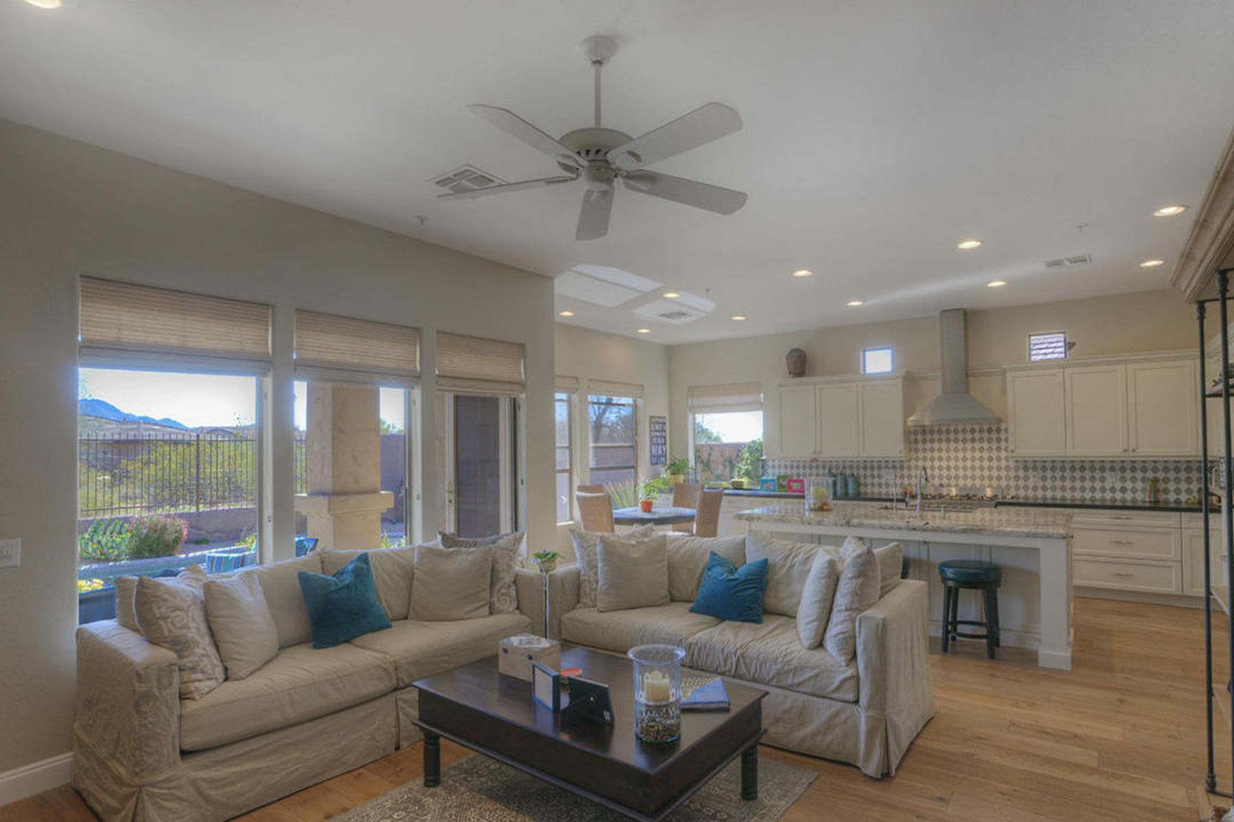Single Family Home for Sale at Extraordinary Remodel DC Ranch Home 9097 E Mohawk LN, Scottsdale, Arizona, 85255 United States