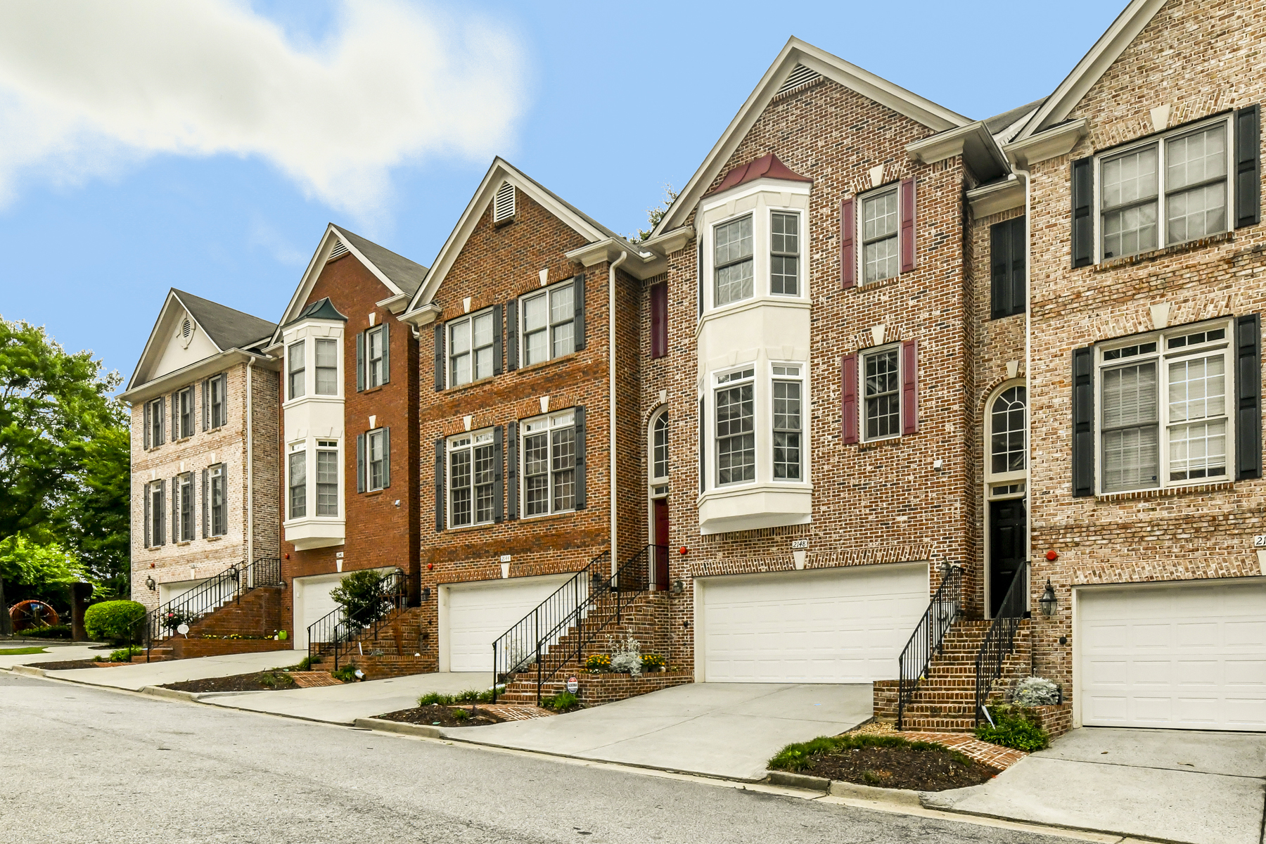 Townhouse for Sale at Beautiful Townhome in Brookhaven 2148 Briarwood Bluff NE Brookhaven, Georgia 30319 United States