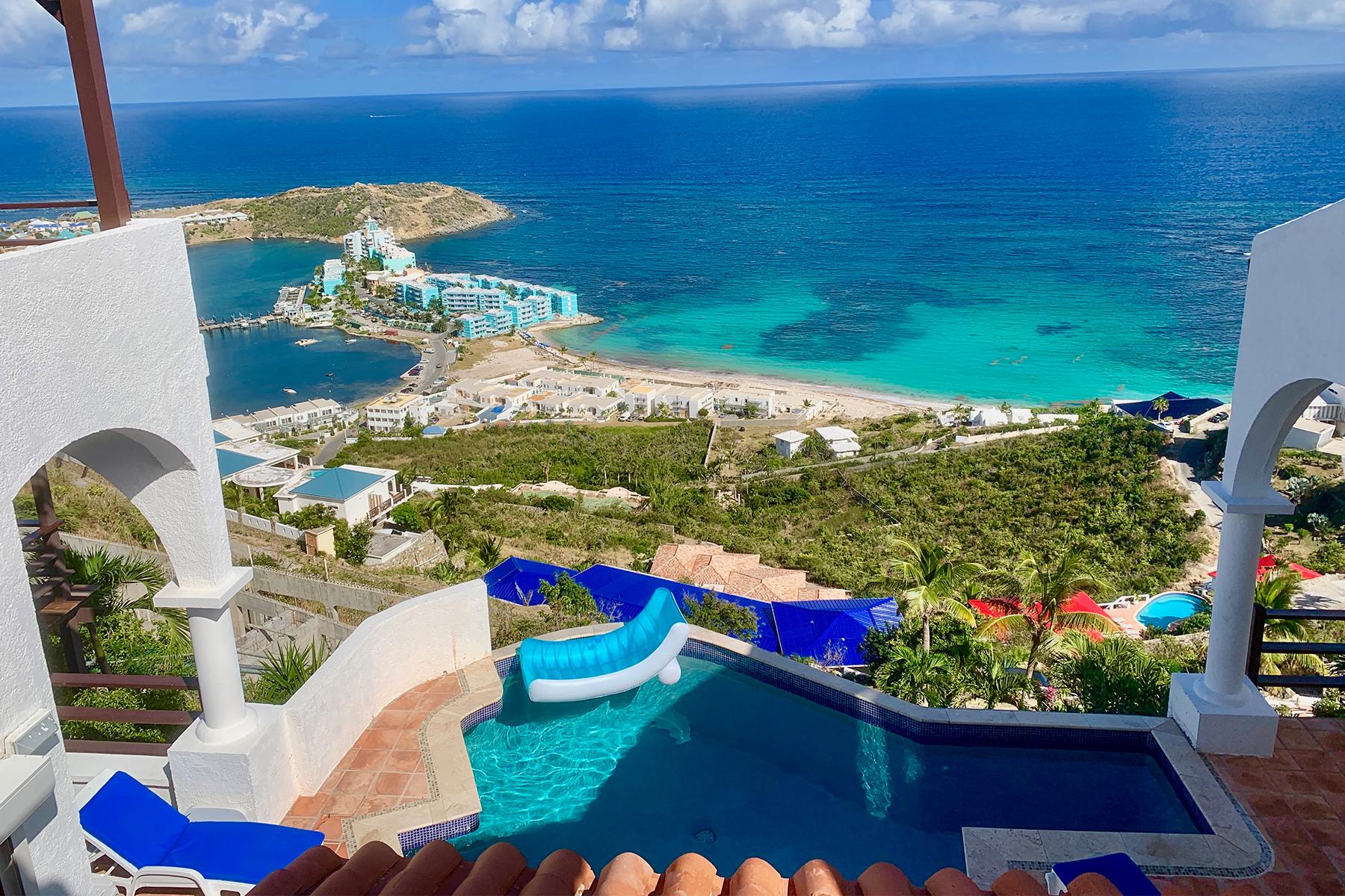 Single Family Homes for Sale at Villa Leones Oyster Pond, Cities In Sint Maarten St. Maarten