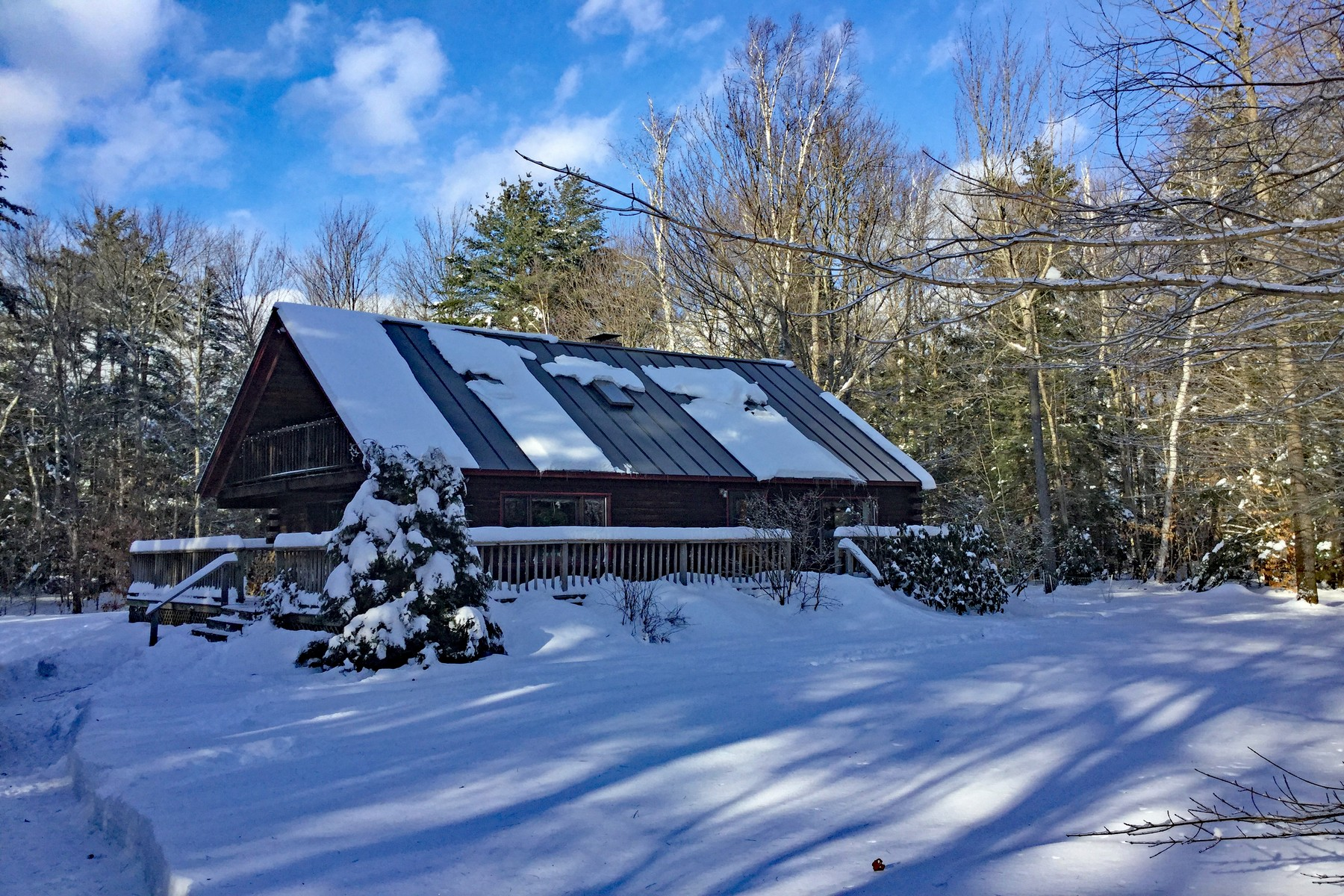 Single Family Home for Sale at Tucked Away Getaway 220 Bugbee, Springfield, Vermont, 05156 United States