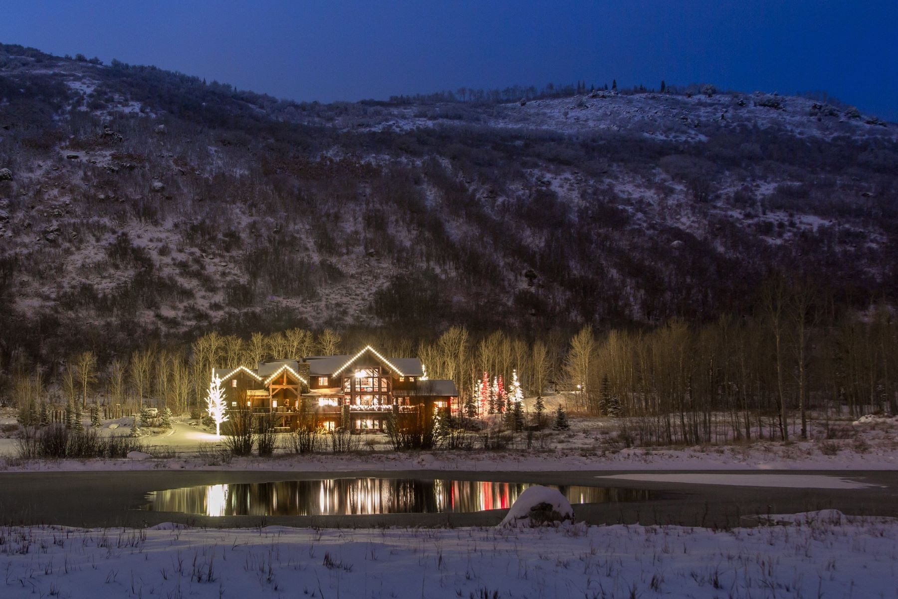 Single Family Home for Sale at Elkins Meadow Masterpiece 2890 Bucks Path Steamboat Springs, Colorado 80487 United States