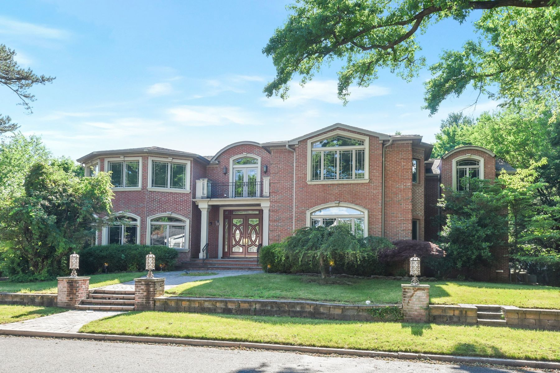 Single Family Homes for Sale at Custom Built! 125 13th Street Cresskill, New Jersey 07626 United States