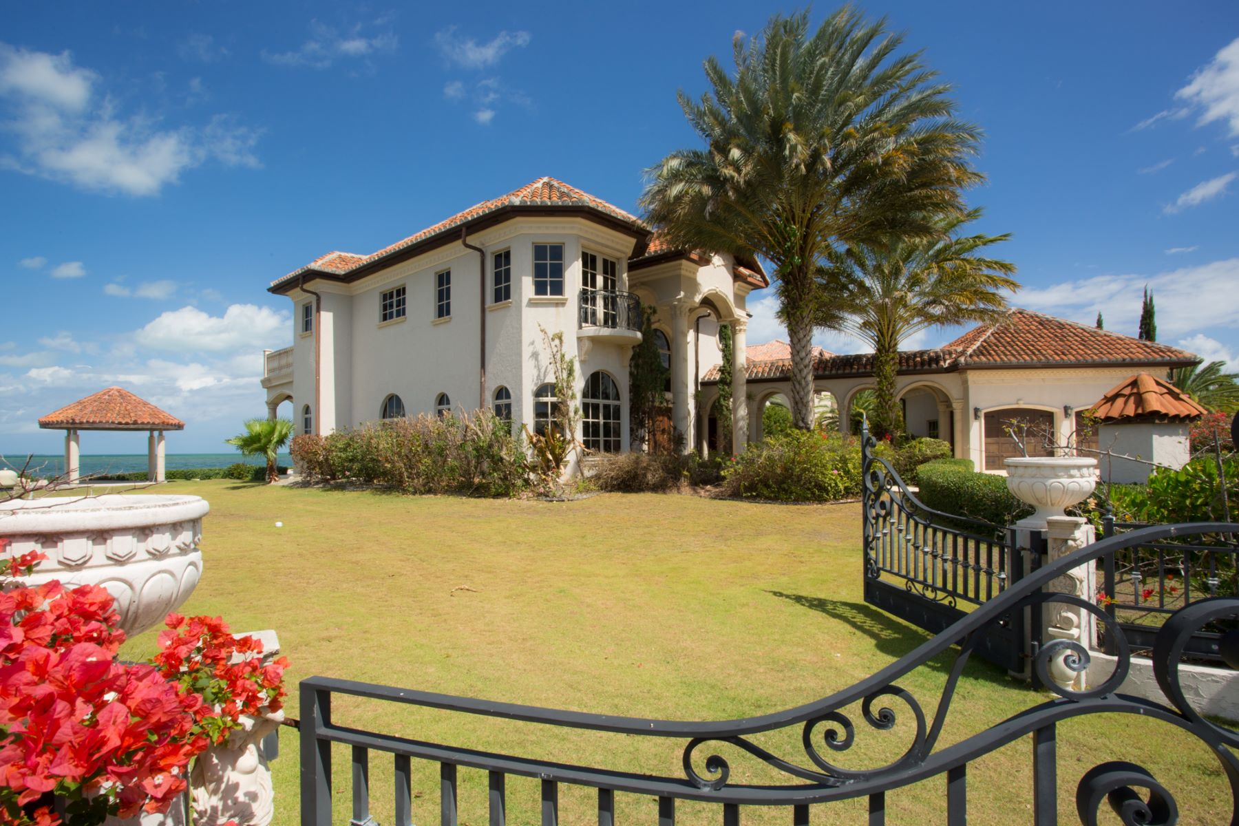 sales property at Patrick's Island Ocean front Estate