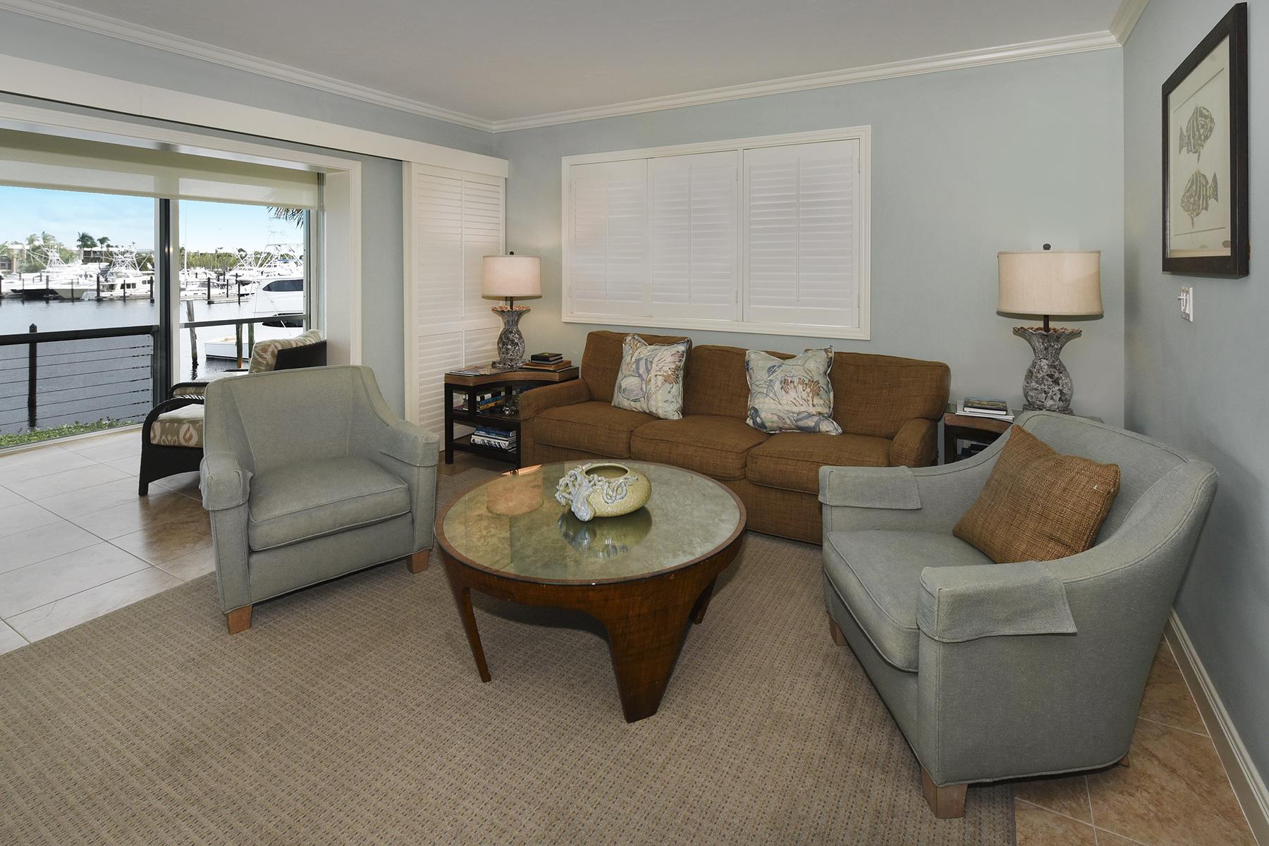 Additional photo for property listing at Waterfront Condominium at Ocean Reef 20 Marina Drive, Unit A Key Largo, Florida 33037 Usa