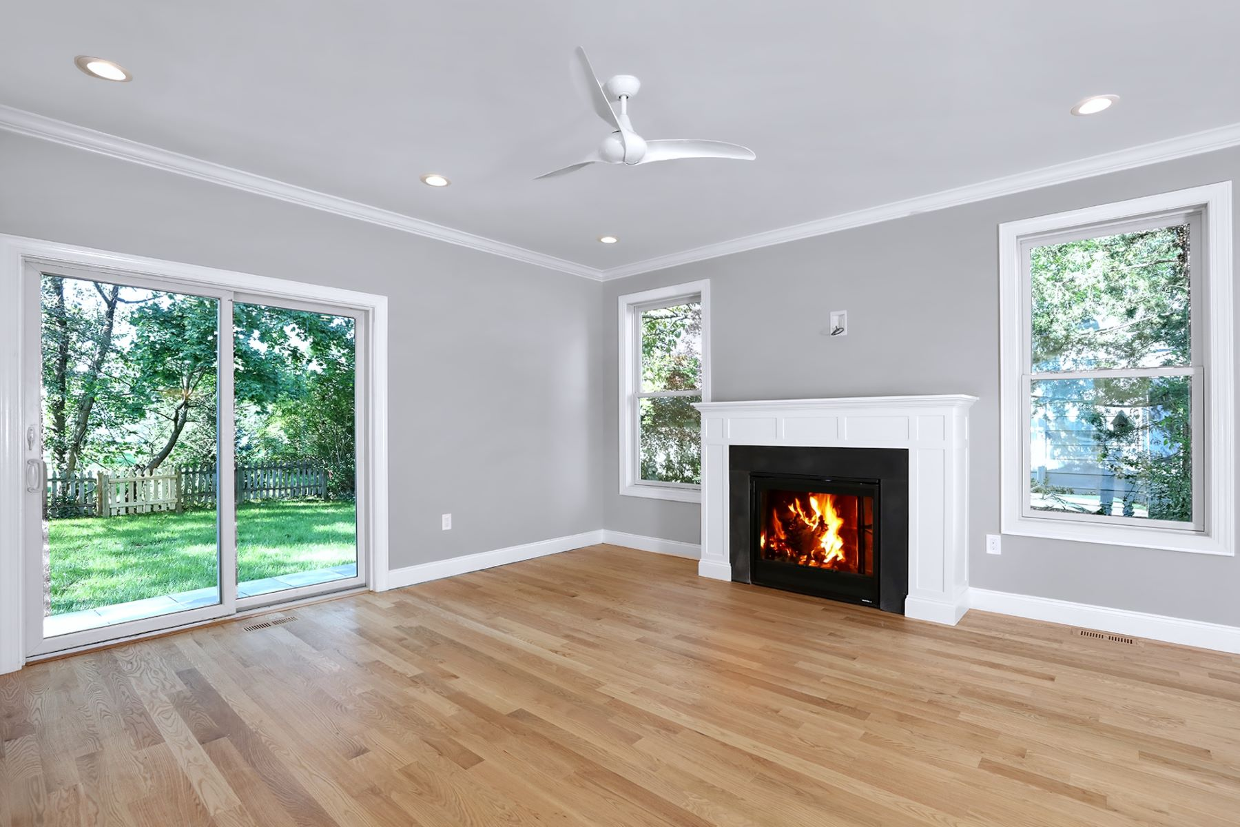 Additional photo for property listing at New Construction On A Tree Street! 112 Linden Lane, Princeton, New Jersey 08540 United States