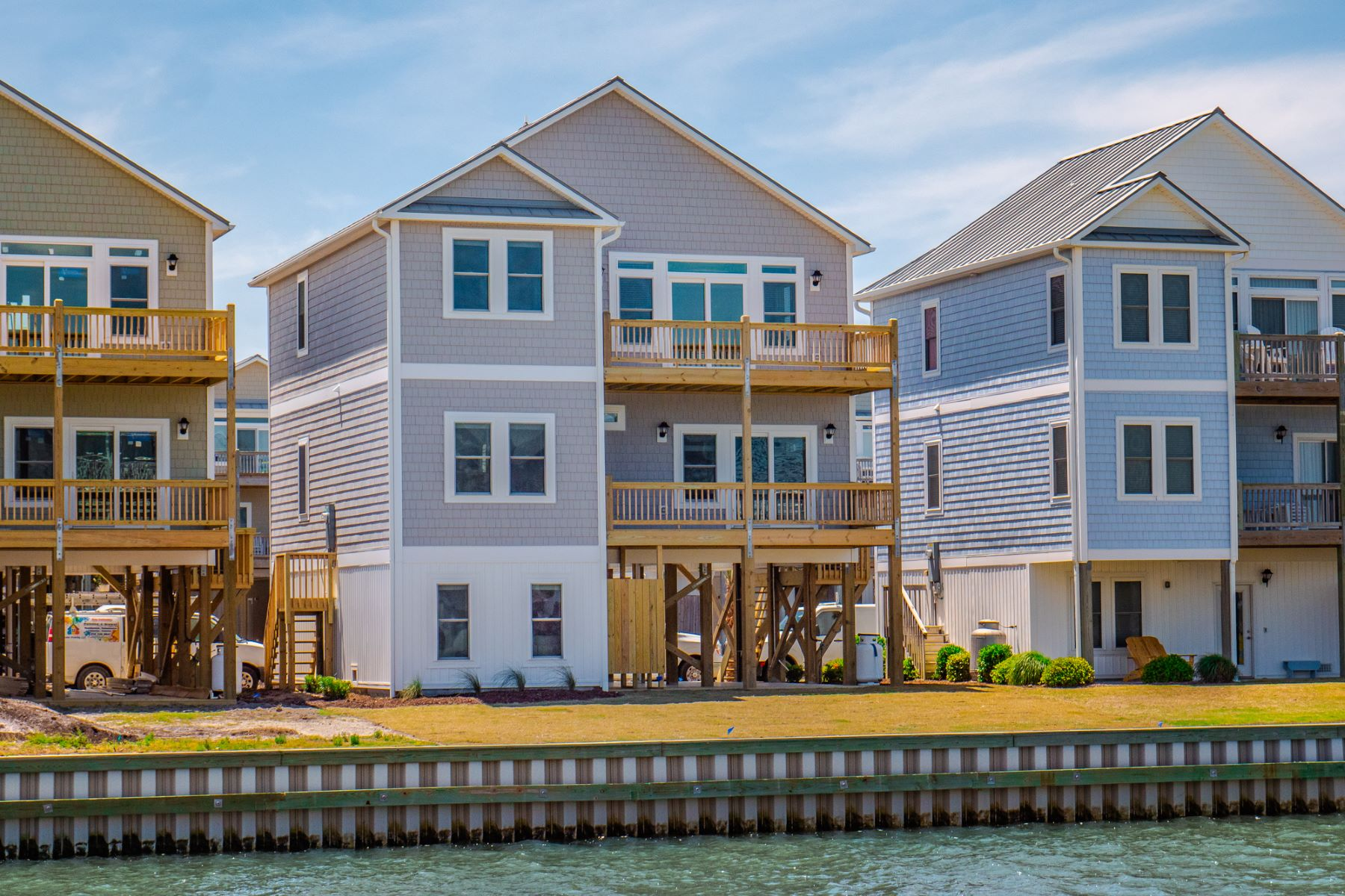 Single Family Homes for Active at Panoramic Views in Topsail Beach 928 Observation Lane Topsail Beach, North Carolina 28445 United States